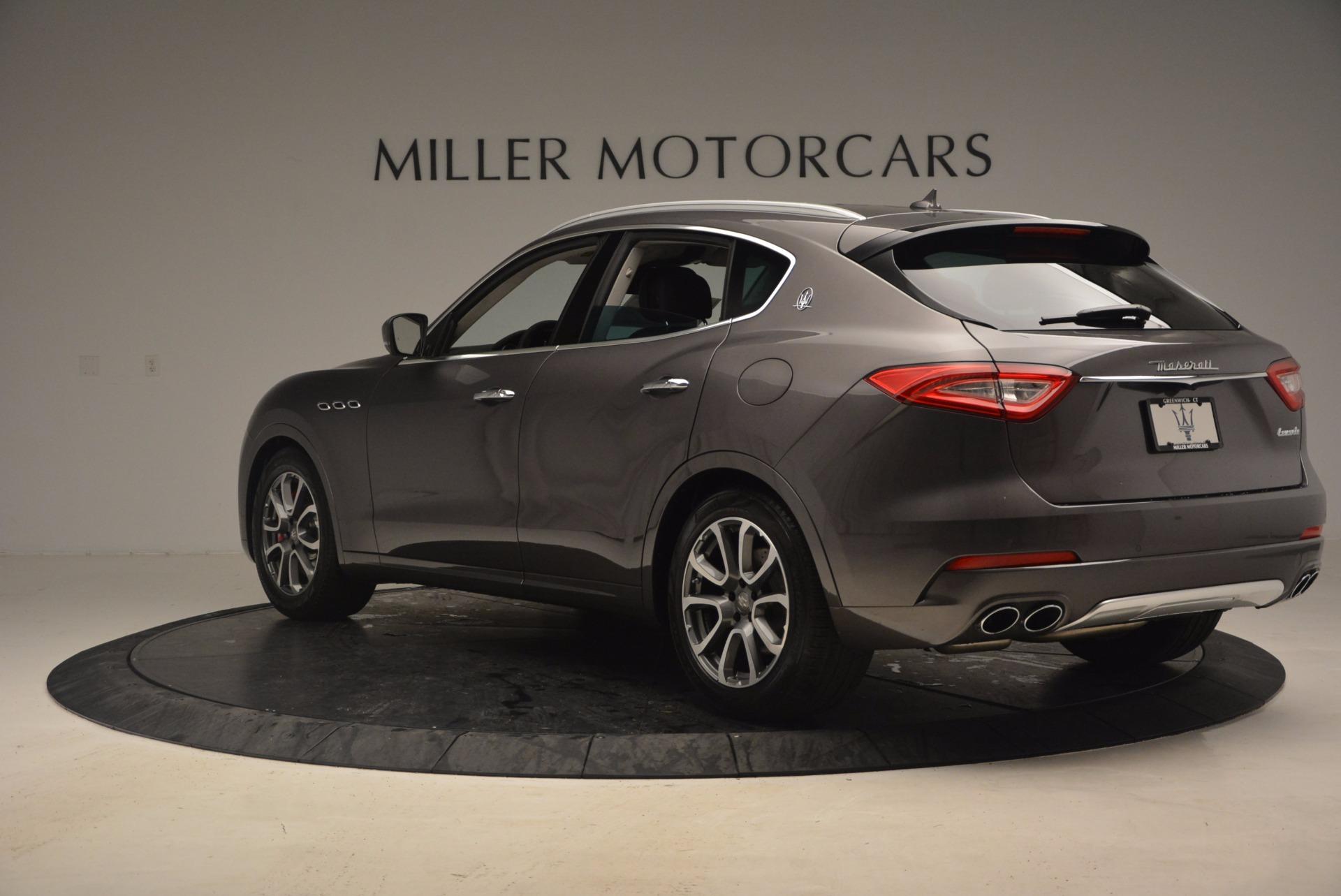 New 2017 Maserati Levante S For Sale In Greenwich, CT. Alfa Romeo of Greenwich, M1777 913_p5