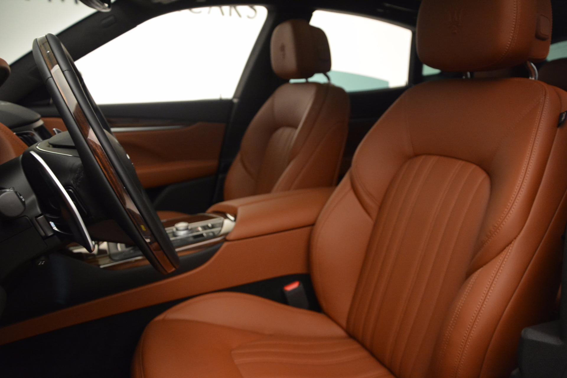 New 2017 Maserati Levante  For Sale In Greenwich, CT. Alfa Romeo of Greenwich, M1779 915_p13