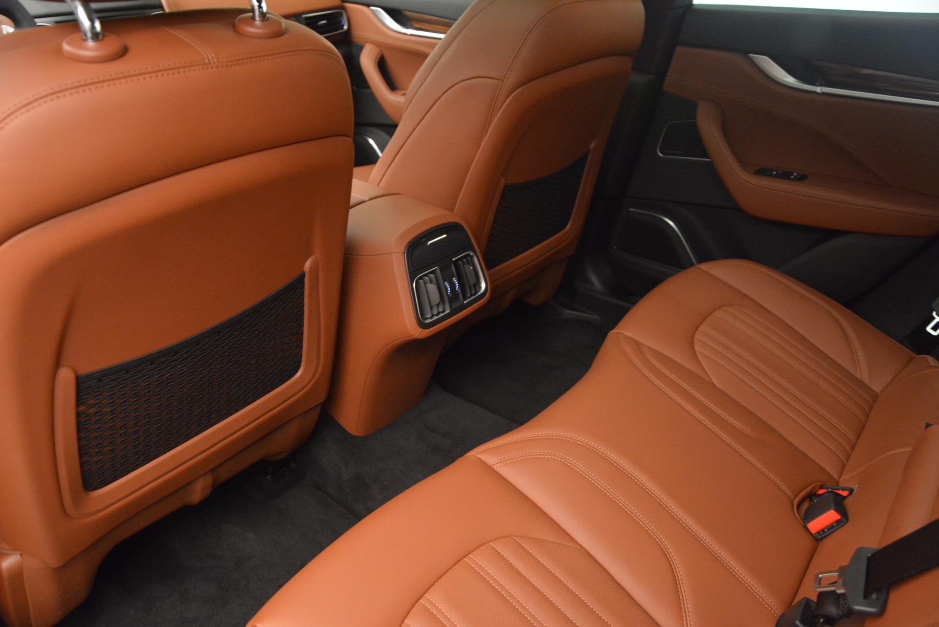 New 2017 Maserati Levante  For Sale In Greenwich, CT. Alfa Romeo of Greenwich, M1779 915_p15
