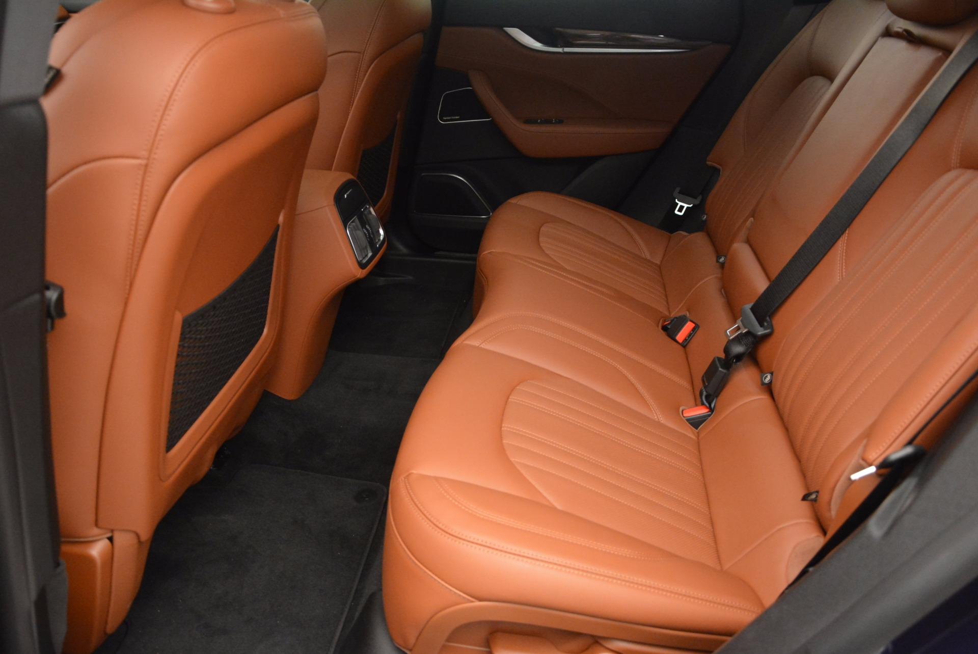 New 2017 Maserati Levante  For Sale In Greenwich, CT. Alfa Romeo of Greenwich, M1779 915_p16