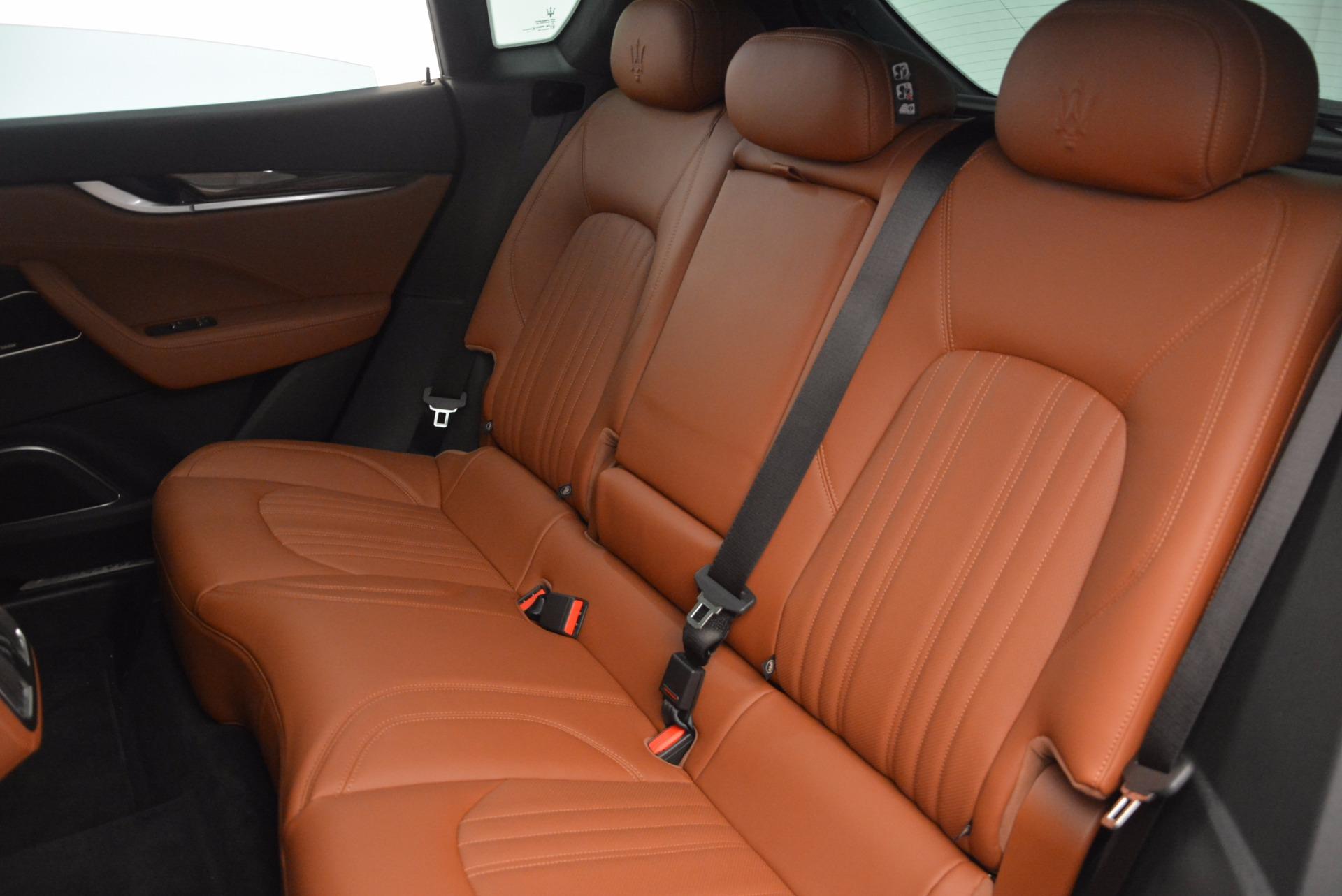 New 2017 Maserati Levante  For Sale In Greenwich, CT. Alfa Romeo of Greenwich, M1779 915_p17