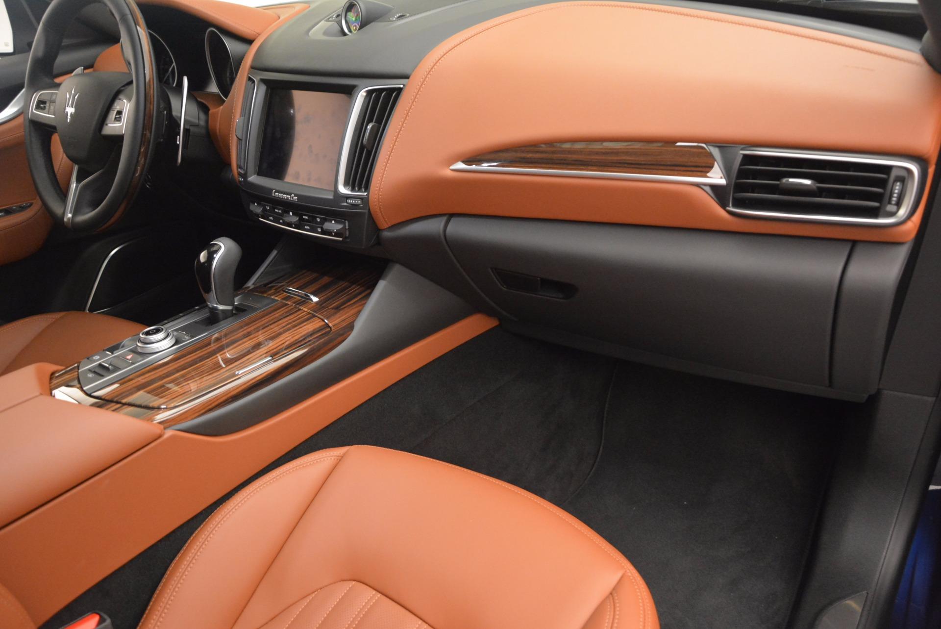 New 2017 Maserati Levante  For Sale In Greenwich, CT. Alfa Romeo of Greenwich, M1779 915_p18