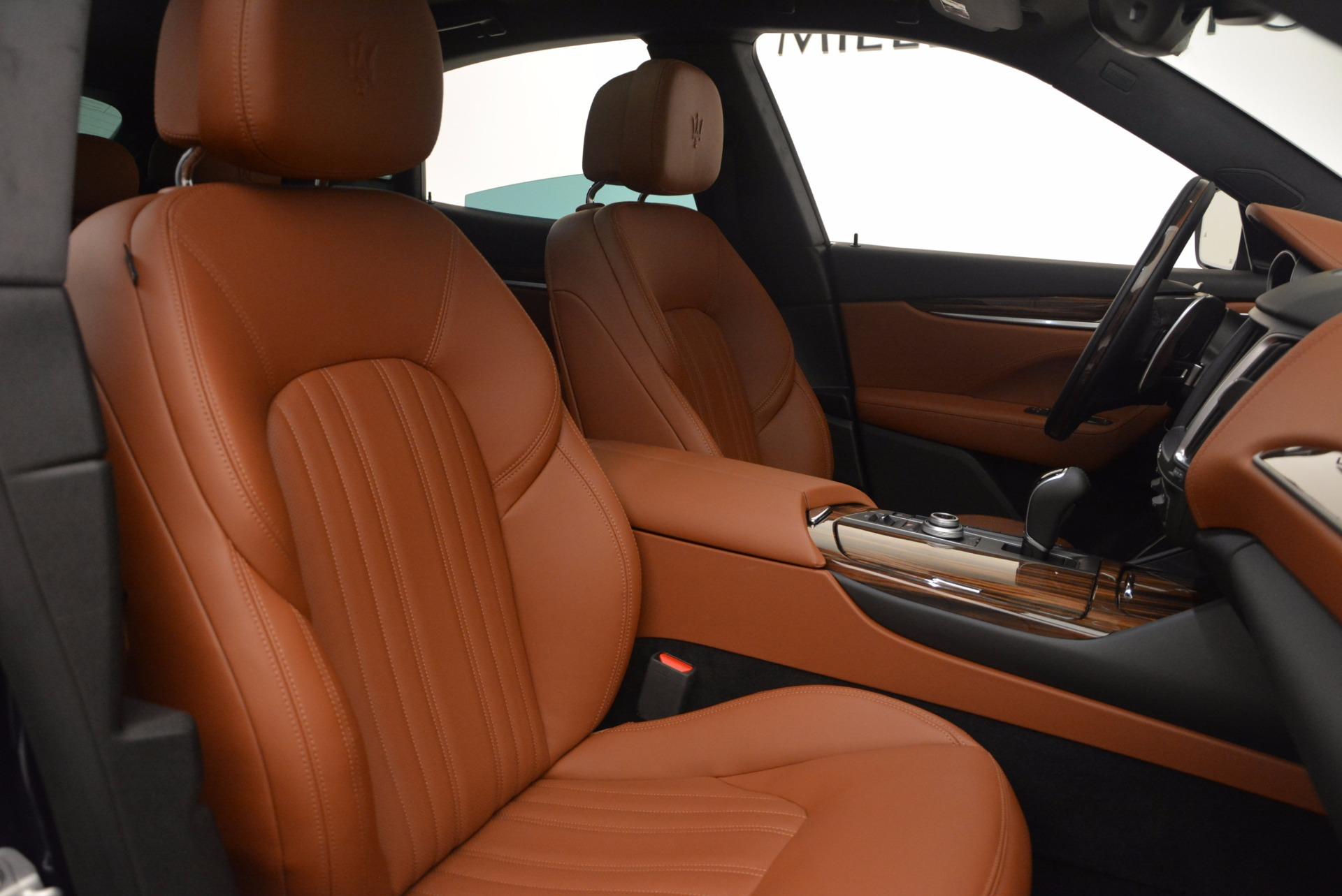 New 2017 Maserati Levante  For Sale In Greenwich, CT. Alfa Romeo of Greenwich, M1779 915_p20