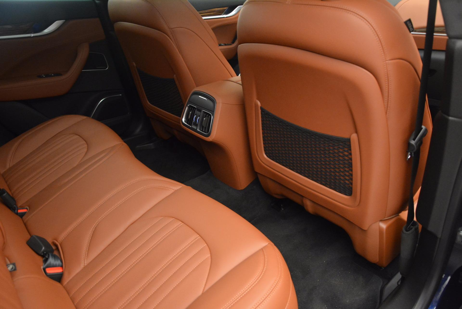 New 2017 Maserati Levante  For Sale In Greenwich, CT. Alfa Romeo of Greenwich, M1779 915_p21