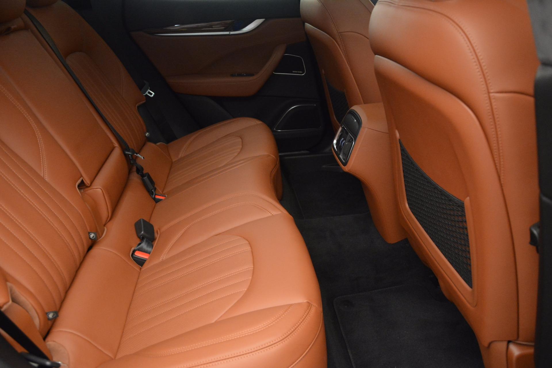 New 2017 Maserati Levante  For Sale In Greenwich, CT. Alfa Romeo of Greenwich, M1779 915_p22