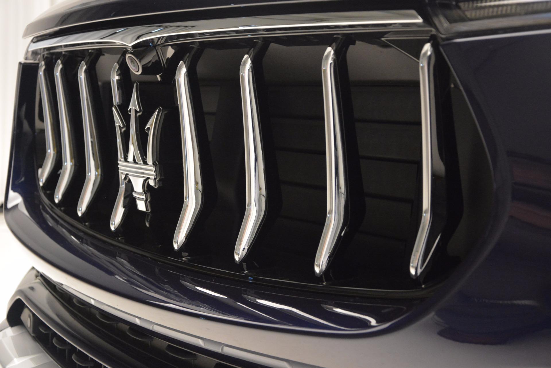 New 2017 Maserati Levante  For Sale In Greenwich, CT. Alfa Romeo of Greenwich, M1779 915_p35