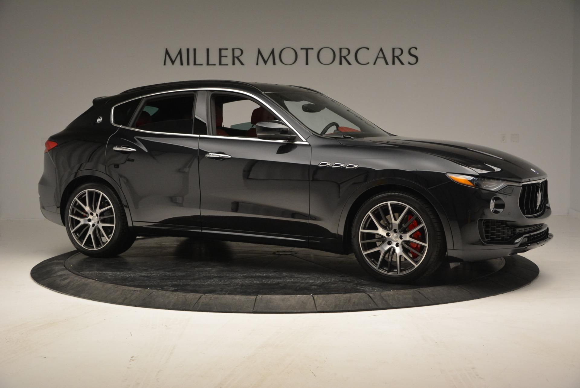 New 2017 Maserati Levante S For Sale In Greenwich, CT. Alfa Romeo of Greenwich, M1781 917_p10
