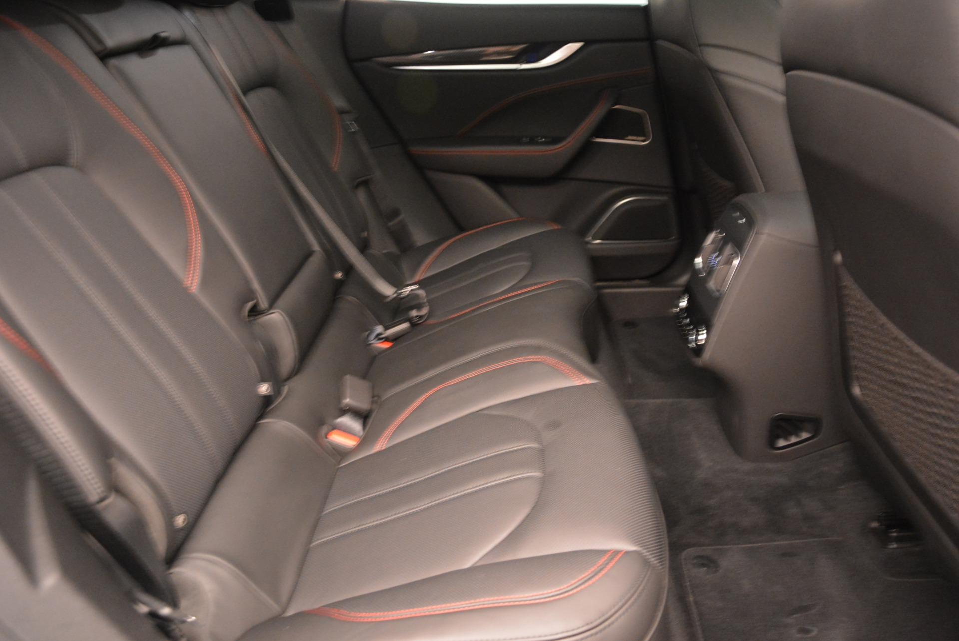 New 2017 Maserati Levante S For Sale In Greenwich, CT. Alfa Romeo of Greenwich, M1781 917_p25