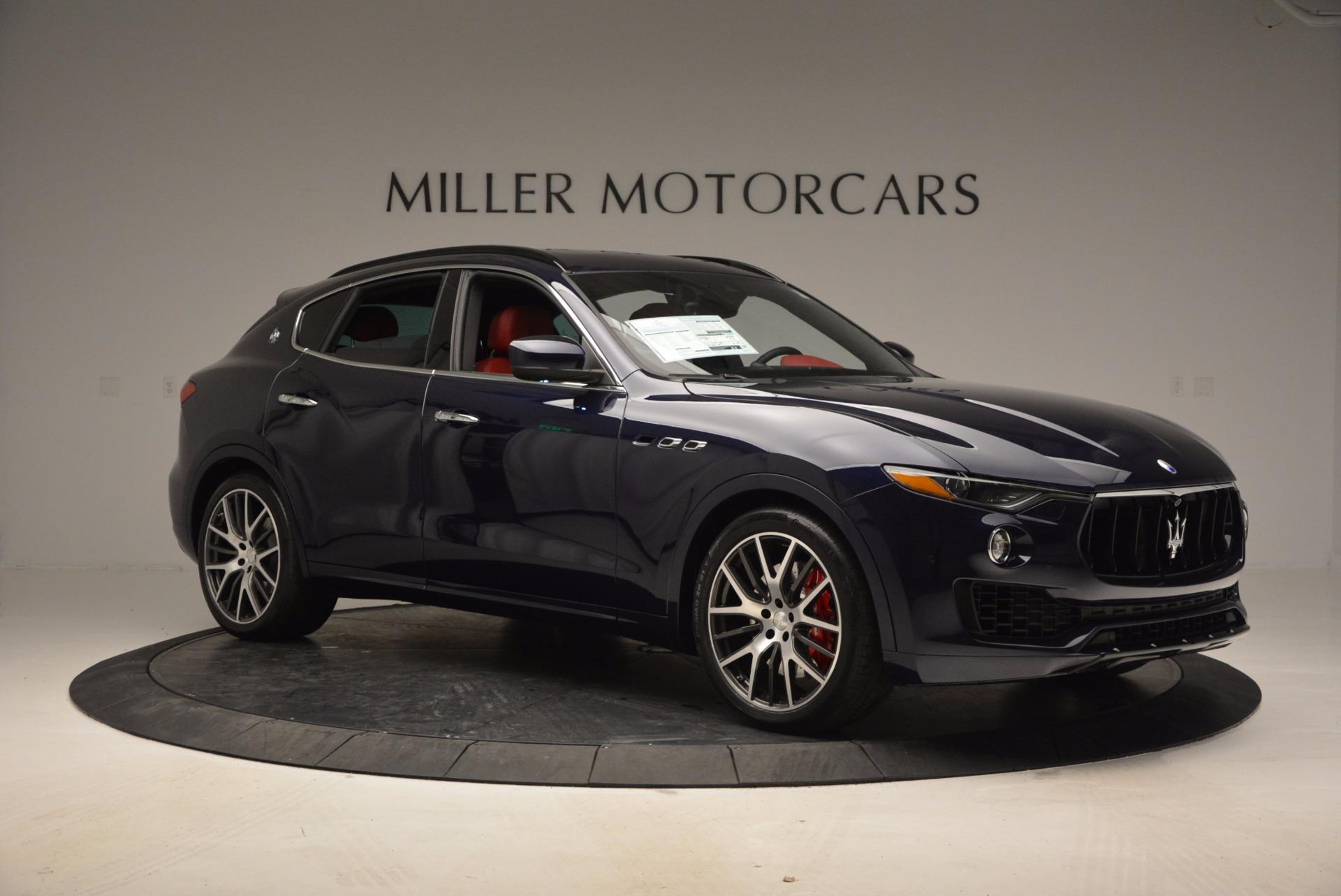 New 2017 Maserati Levante S For Sale In Greenwich, CT. Alfa Romeo of Greenwich, M1782 918_p10