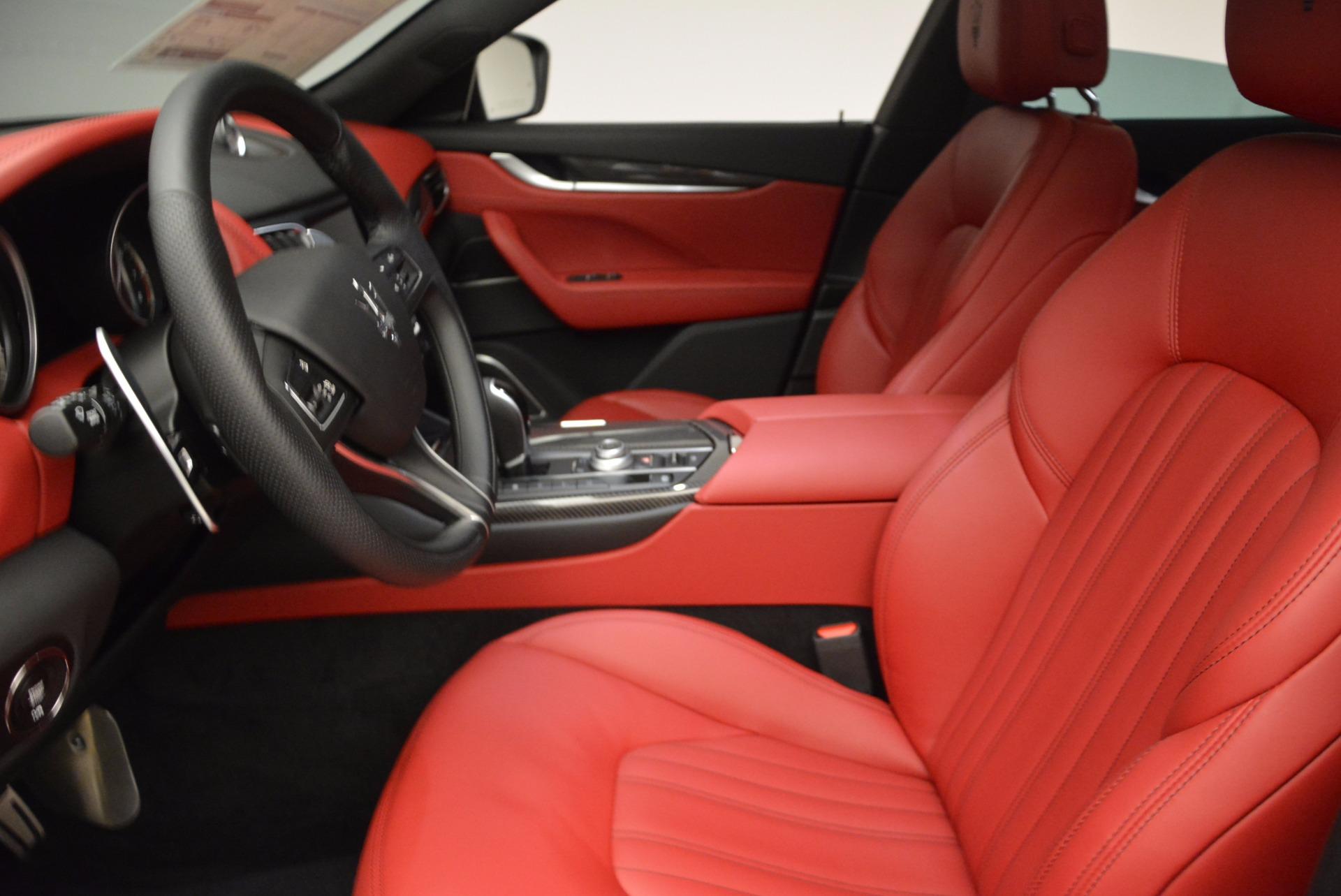 New 2017 Maserati Levante S For Sale In Greenwich, CT. Alfa Romeo of Greenwich, M1782 918_p14