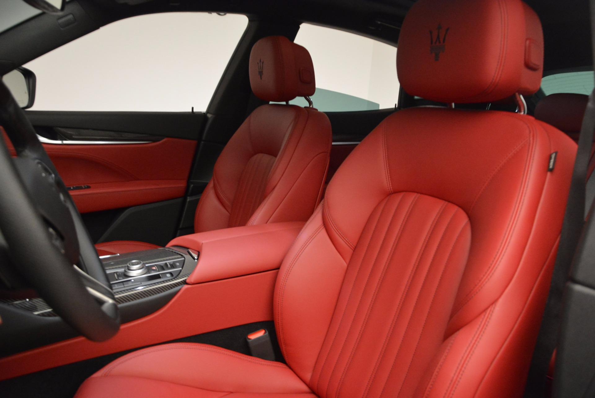 New 2017 Maserati Levante S For Sale In Greenwich, CT. Alfa Romeo of Greenwich, M1782 918_p16