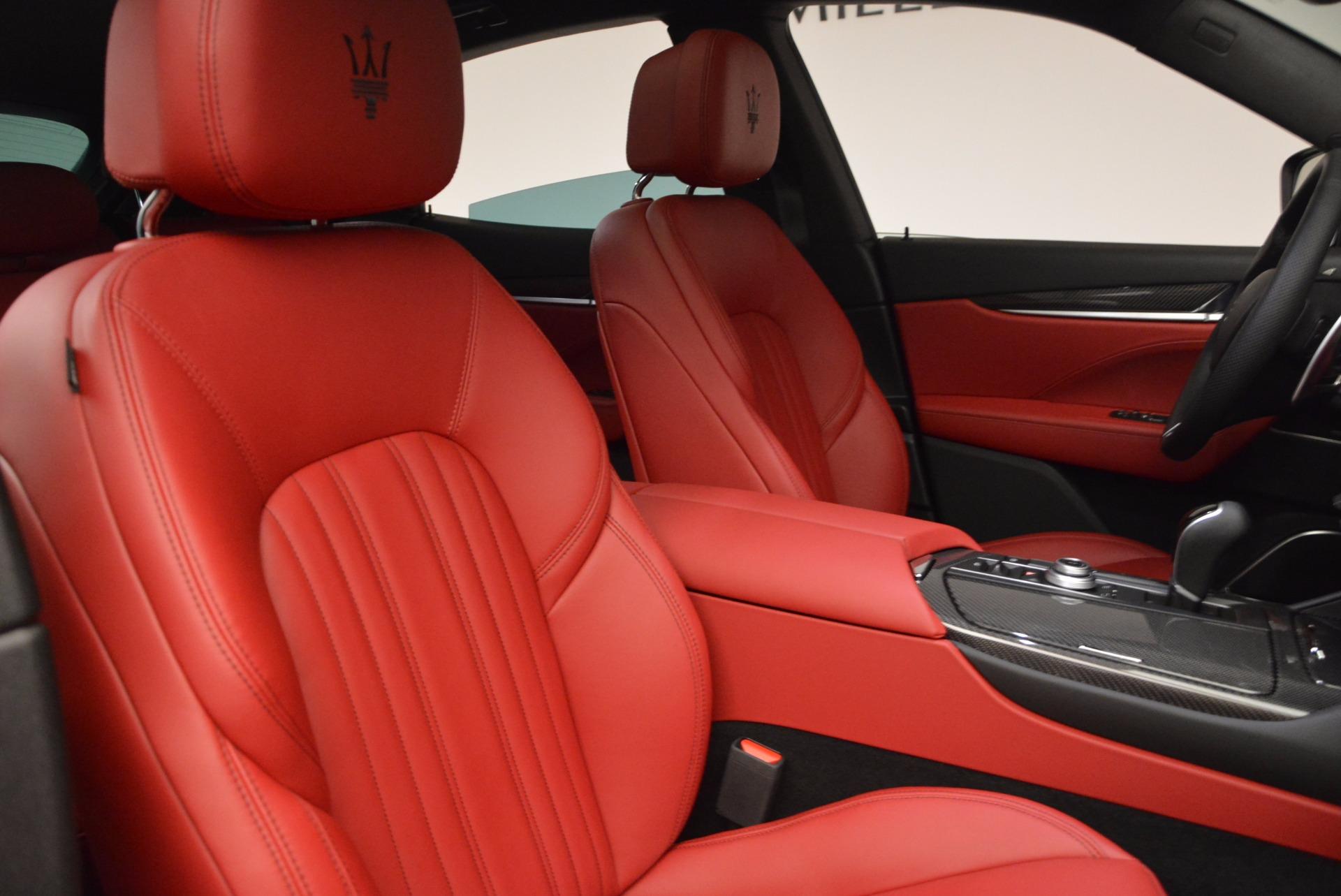 New 2017 Maserati Levante S For Sale In Greenwich, CT. Alfa Romeo of Greenwich, M1782 918_p23