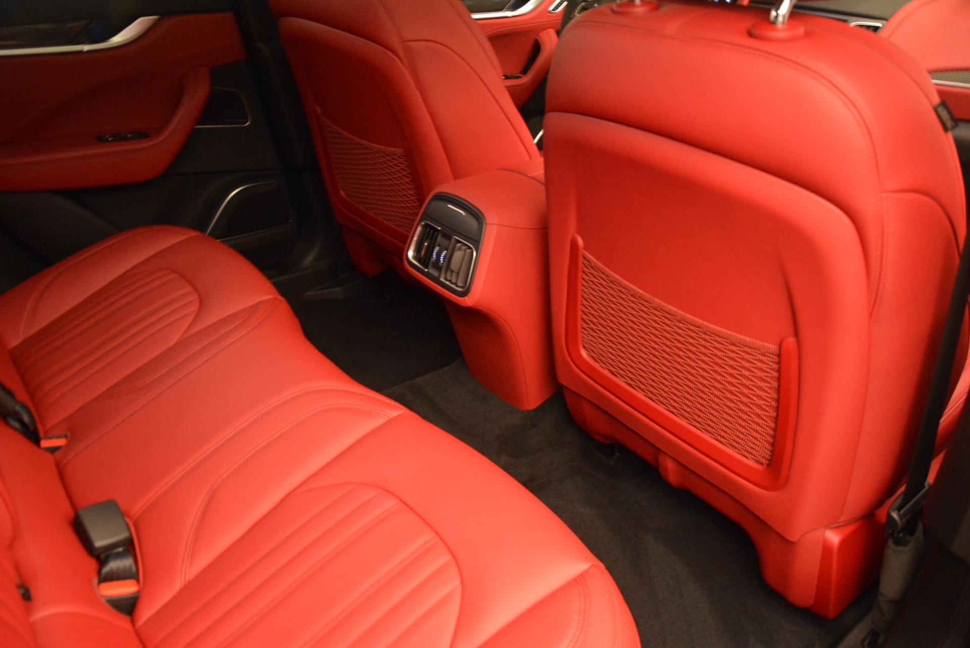 New 2017 Maserati Levante S For Sale In Greenwich, CT. Alfa Romeo of Greenwich, M1782 918_p24