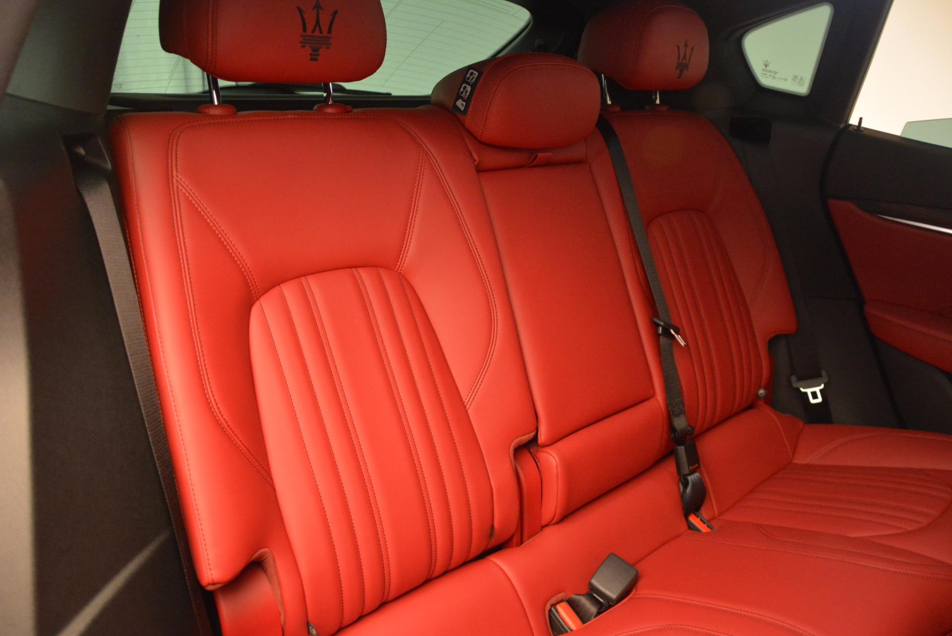 New 2017 Maserati Levante S For Sale In Greenwich, CT. Alfa Romeo of Greenwich, M1782 918_p26