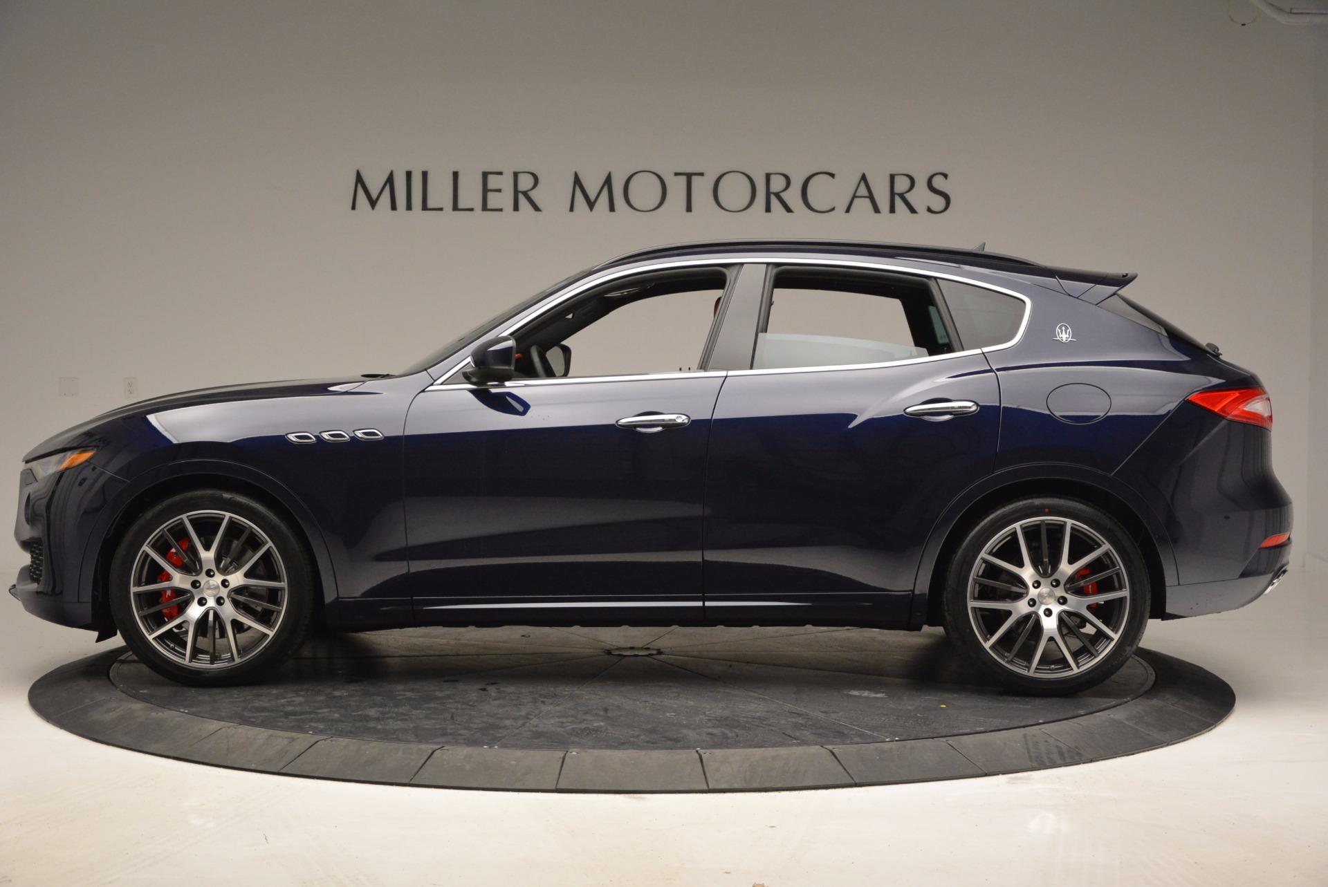 New 2017 Maserati Levante S For Sale In Greenwich, CT. Alfa Romeo of Greenwich, M1782 918_p3