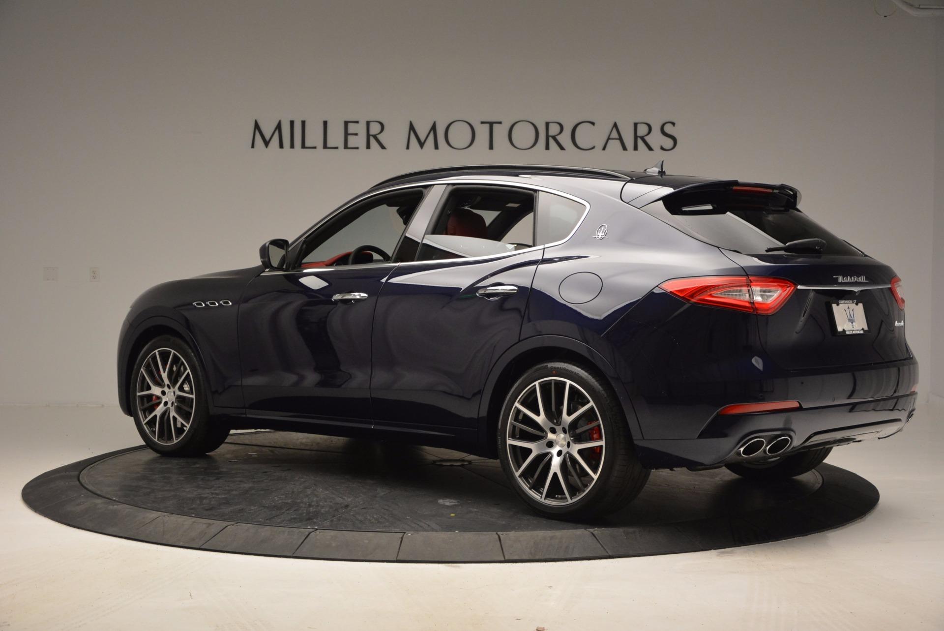 New 2017 Maserati Levante S For Sale In Greenwich, CT. Alfa Romeo of Greenwich, M1782 918_p4