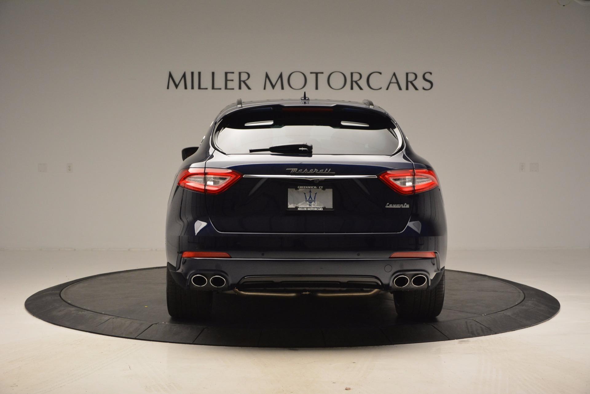 New 2017 Maserati Levante S For Sale In Greenwich, CT. Alfa Romeo of Greenwich, M1782 918_p6