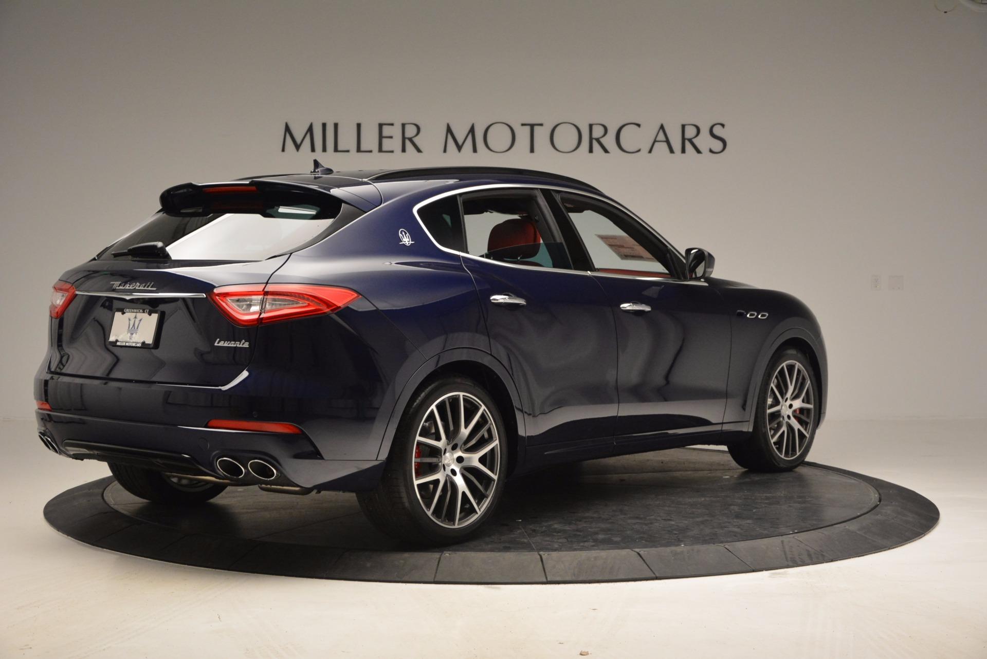 New 2017 Maserati Levante S For Sale In Greenwich, CT. Alfa Romeo of Greenwich, M1782 918_p8