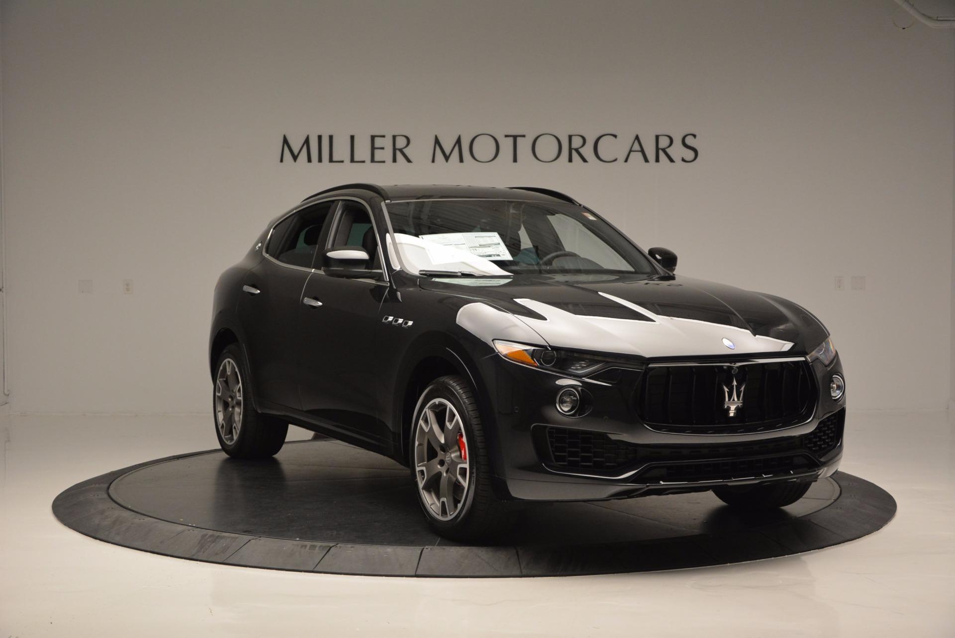 New 2017 Maserati Levante S For Sale In Greenwich, CT. Alfa Romeo of Greenwich, M1783 919_p12