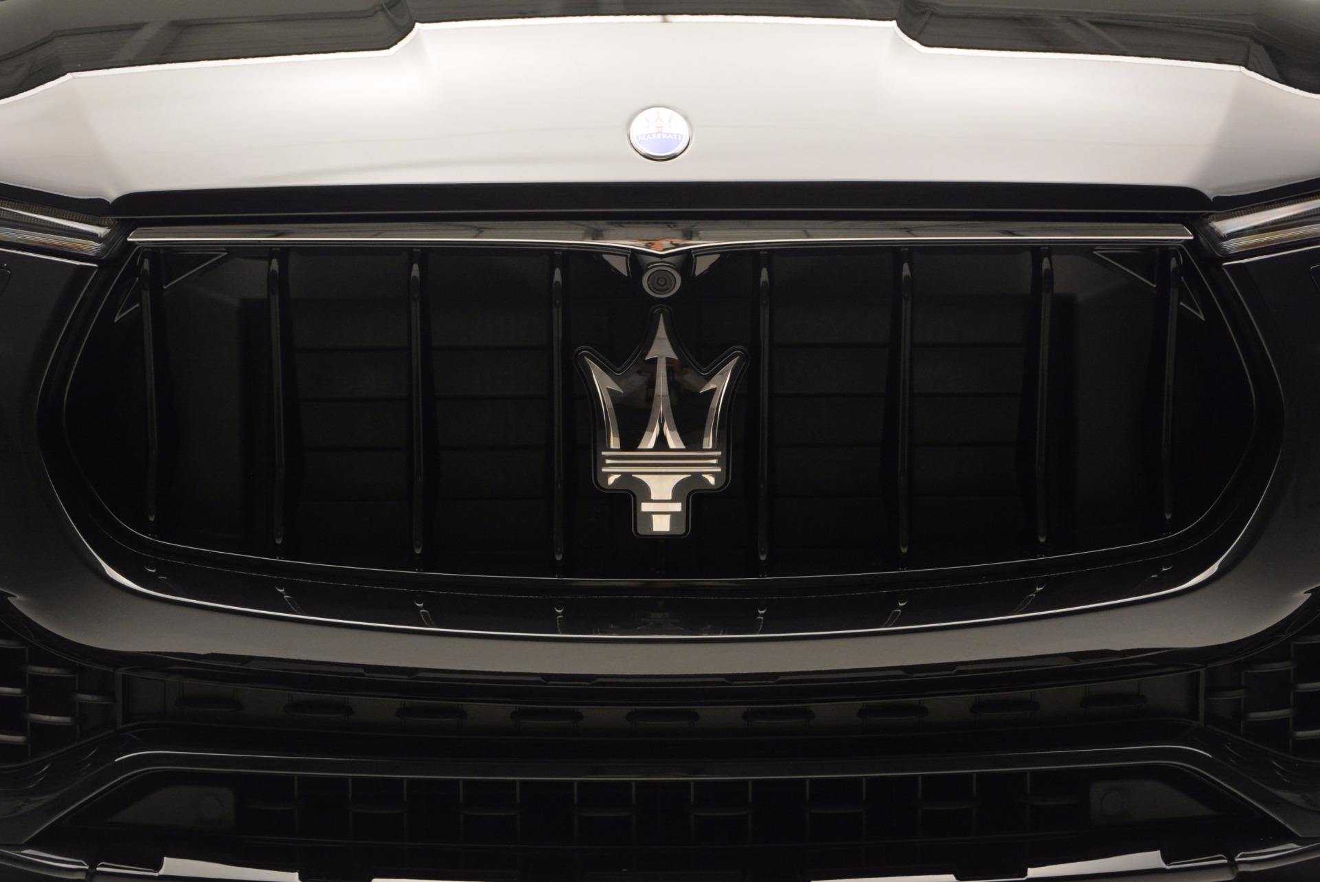 New 2017 Maserati Levante S For Sale In Greenwich, CT. Alfa Romeo of Greenwich, M1783 919_p15
