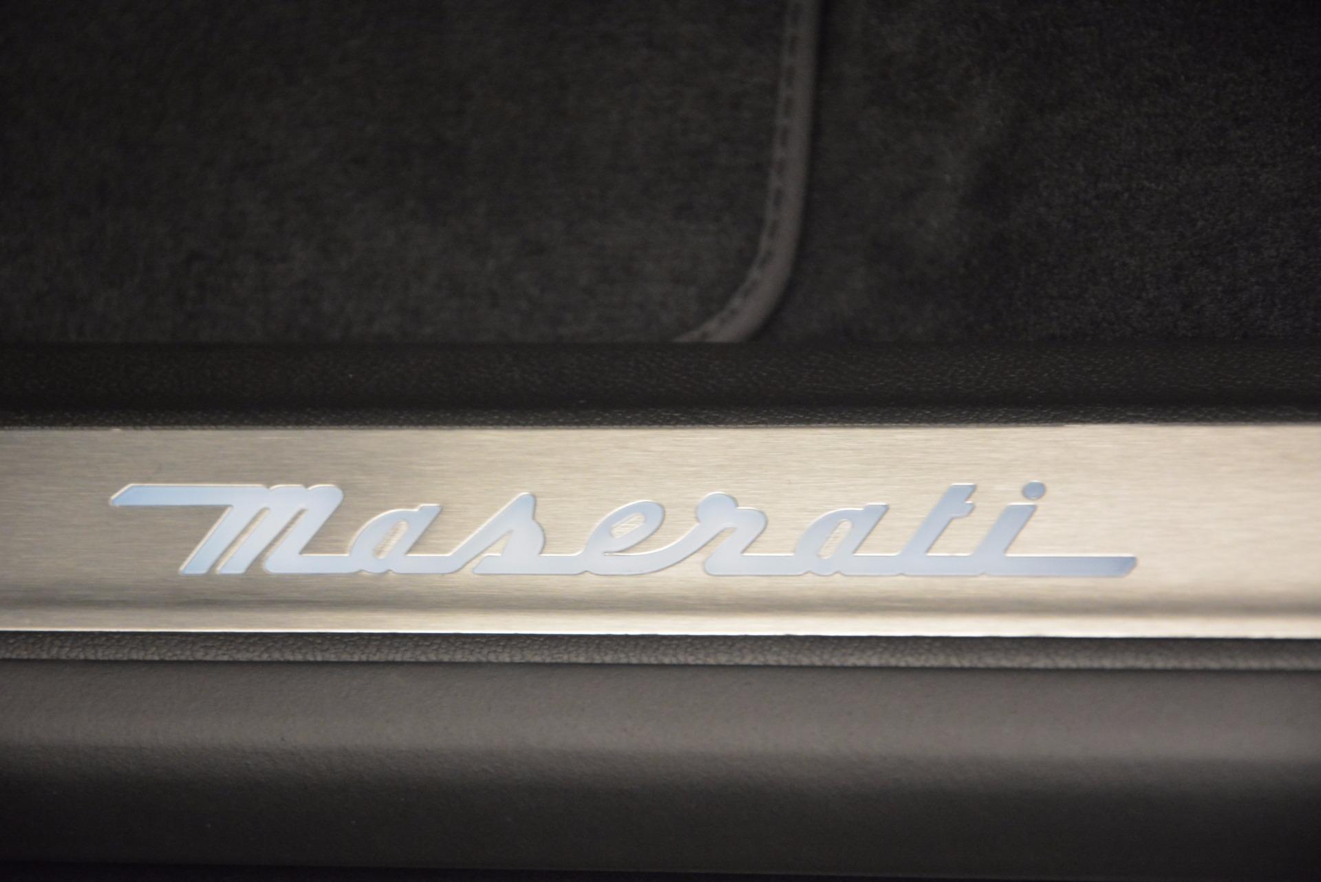 New 2017 Maserati Levante S For Sale In Greenwich, CT. Alfa Romeo of Greenwich, M1783 919_p16