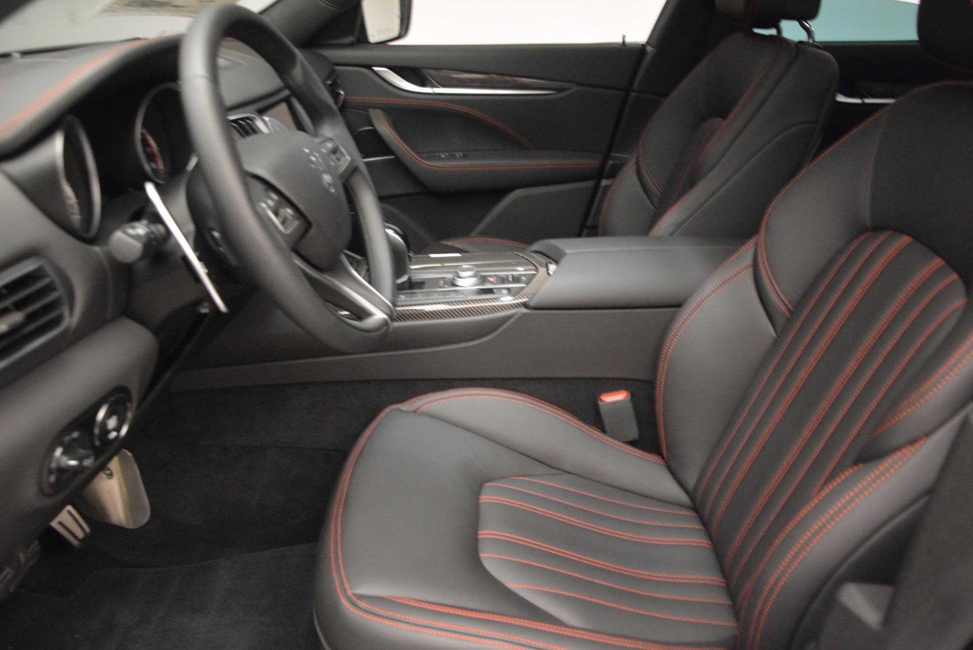 New 2017 Maserati Levante S For Sale In Greenwich, CT. Alfa Romeo of Greenwich, M1783 919_p18