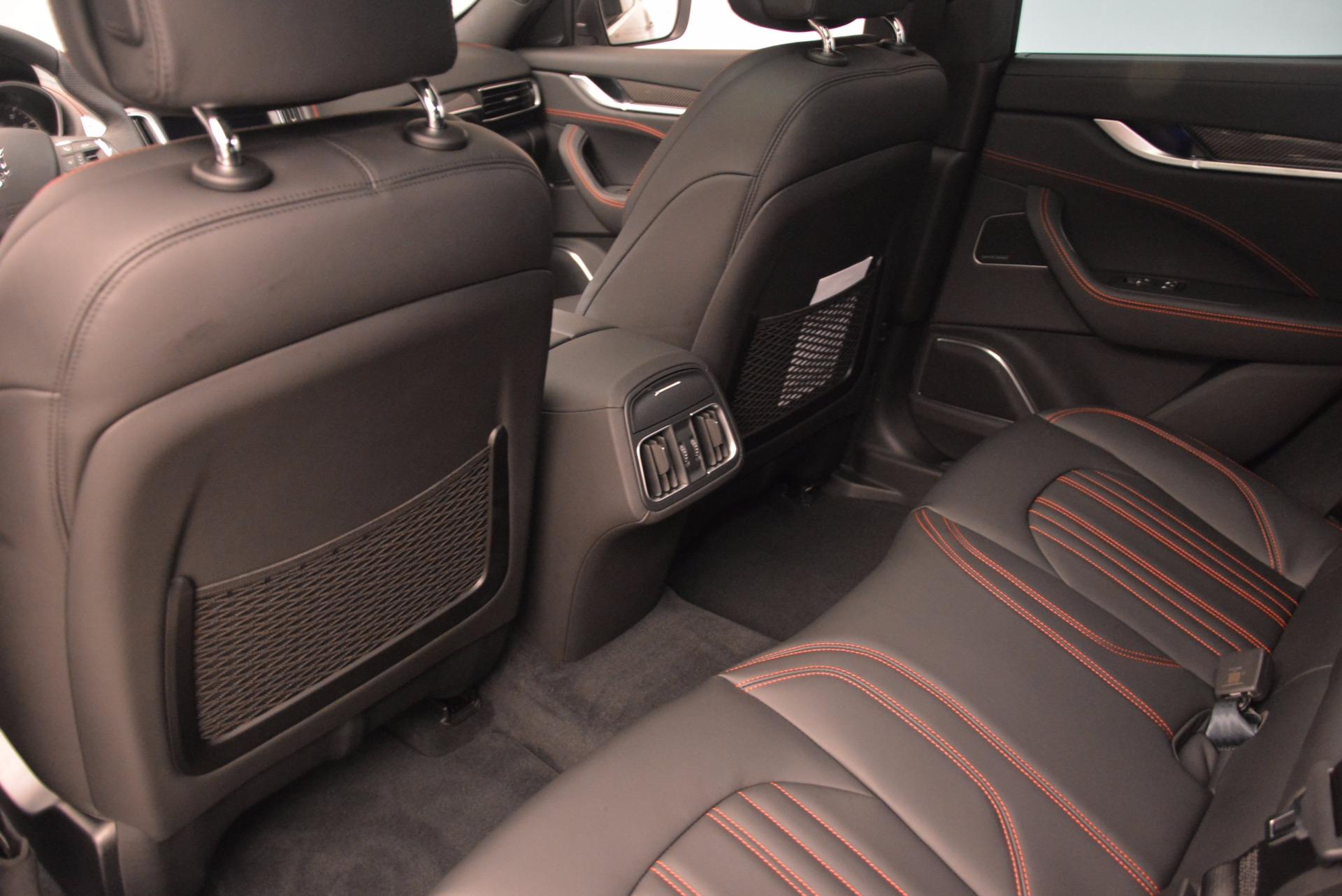 New 2017 Maserati Levante S For Sale In Greenwich, CT. Alfa Romeo of Greenwich, M1783 919_p25