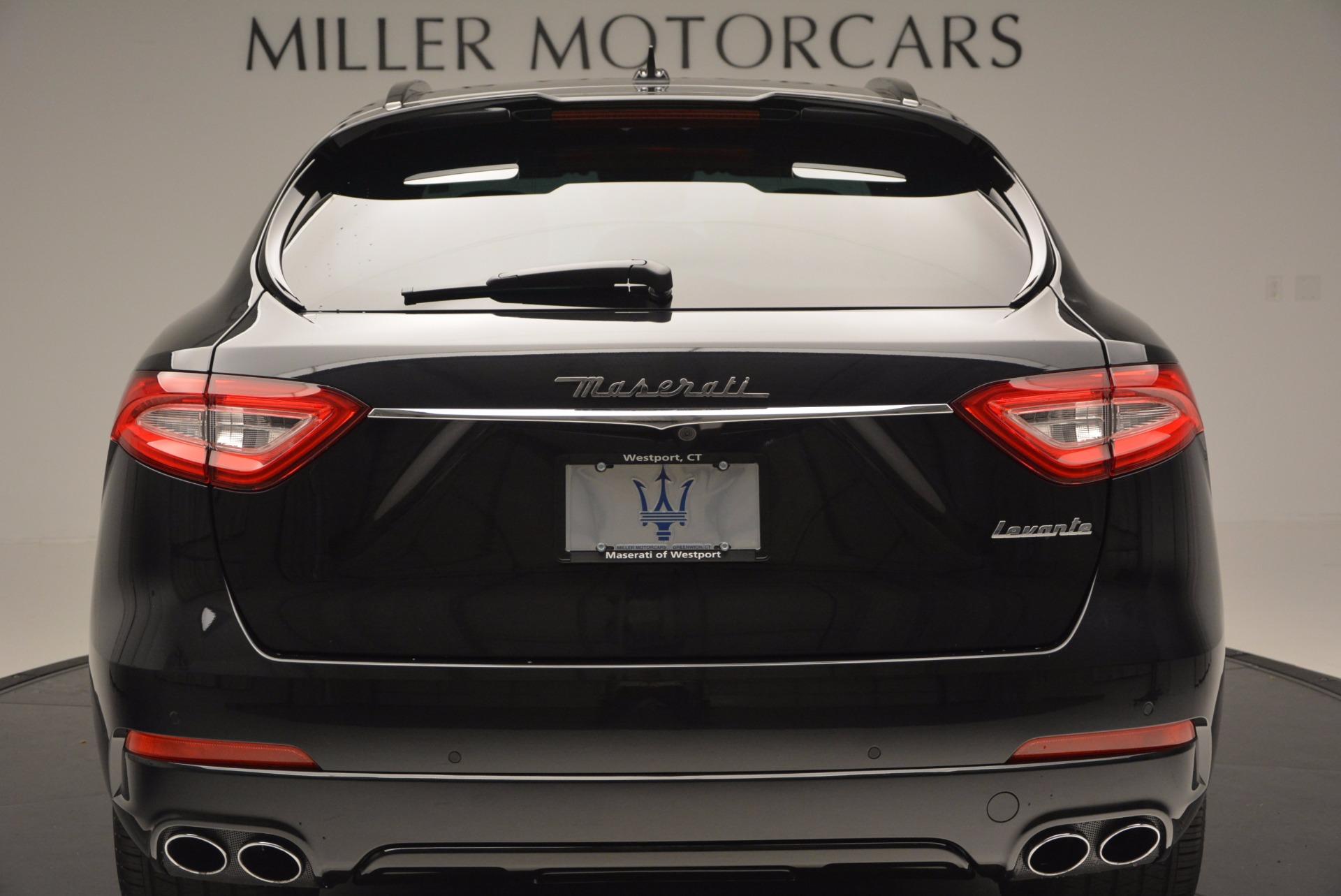 New 2017 Maserati Levante S For Sale In Greenwich, CT. Alfa Romeo of Greenwich, M1783 919_p28