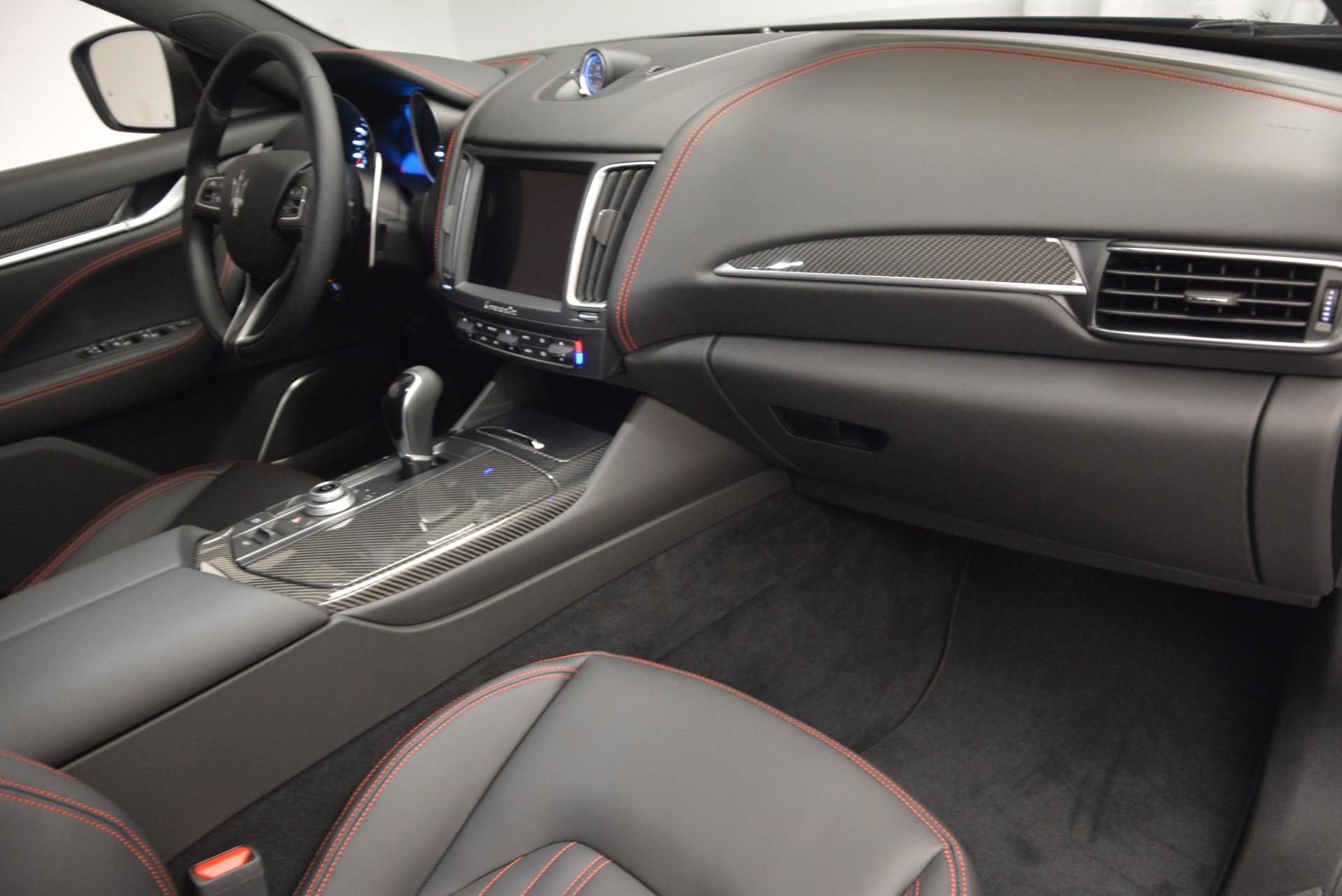 New 2017 Maserati Levante S For Sale In Greenwich, CT. Alfa Romeo of Greenwich, M1783 919_p29