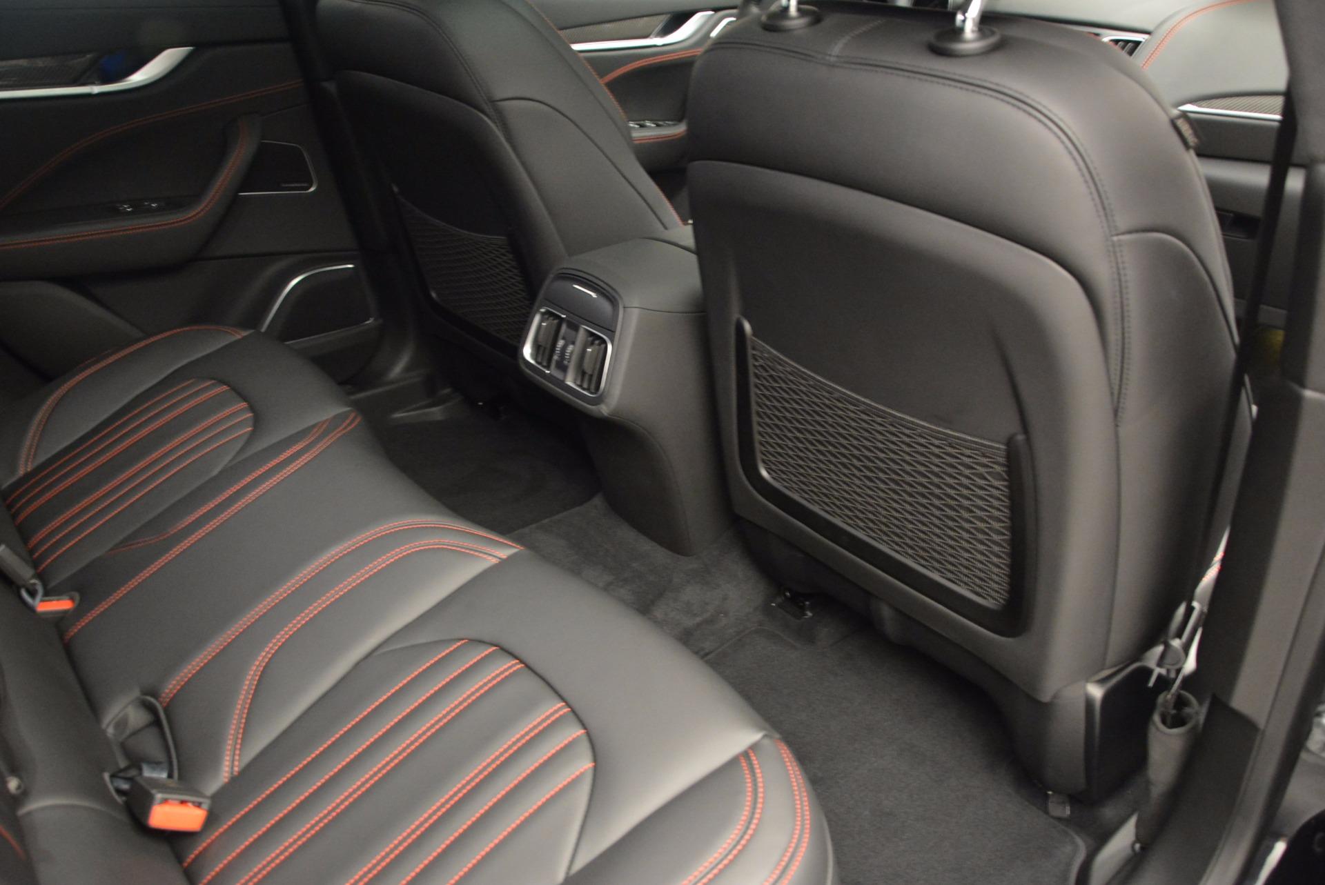 New 2017 Maserati Levante S For Sale In Greenwich, CT. Alfa Romeo of Greenwich, M1783 919_p32