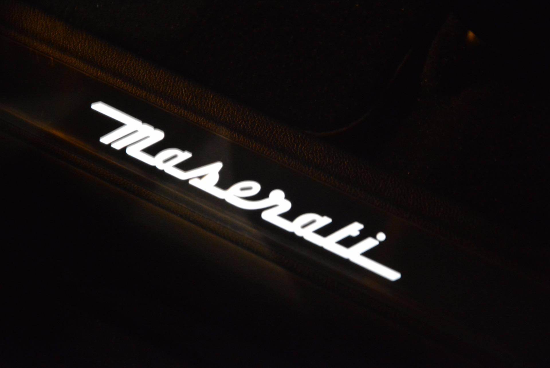 New 2017 Maserati Levante S For Sale In Greenwich, CT. Alfa Romeo of Greenwich, M1783 919_p36