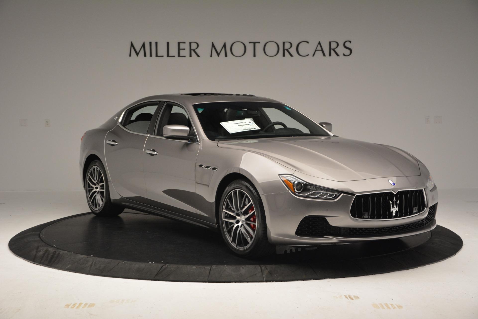 New 2017 Maserati Ghibli S Q4 For Sale In Greenwich, CT. Alfa Romeo of Greenwich, M1784 920_p11