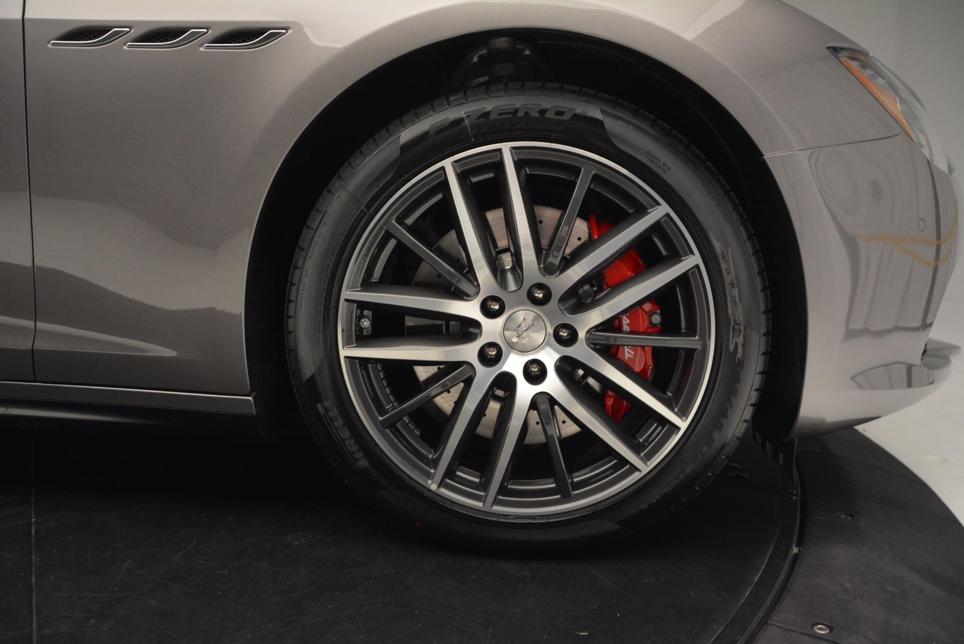 New 2017 Maserati Ghibli S Q4 For Sale In Greenwich, CT. Alfa Romeo of Greenwich, M1784 920_p13