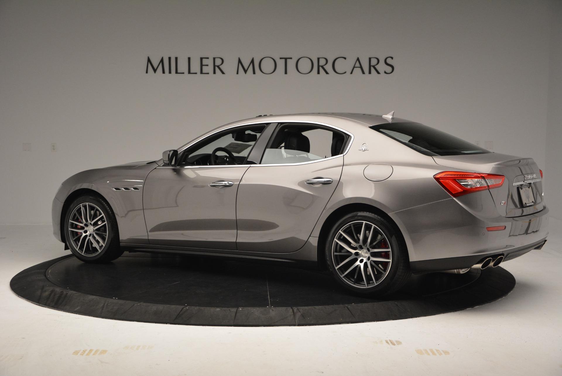 New 2017 Maserati Ghibli S Q4 For Sale In Greenwich, CT. Alfa Romeo of Greenwich, M1784 920_p4