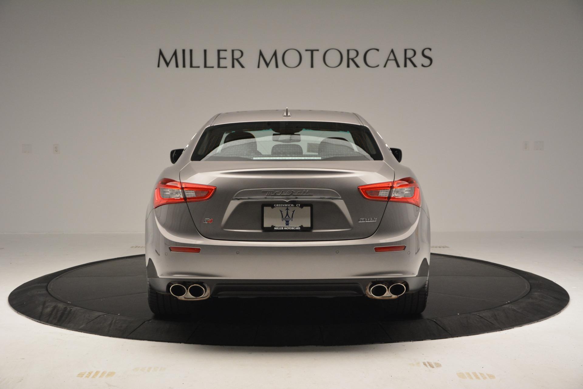 New 2017 Maserati Ghibli S Q4 For Sale In Greenwich, CT. Alfa Romeo of Greenwich, M1784 920_p6
