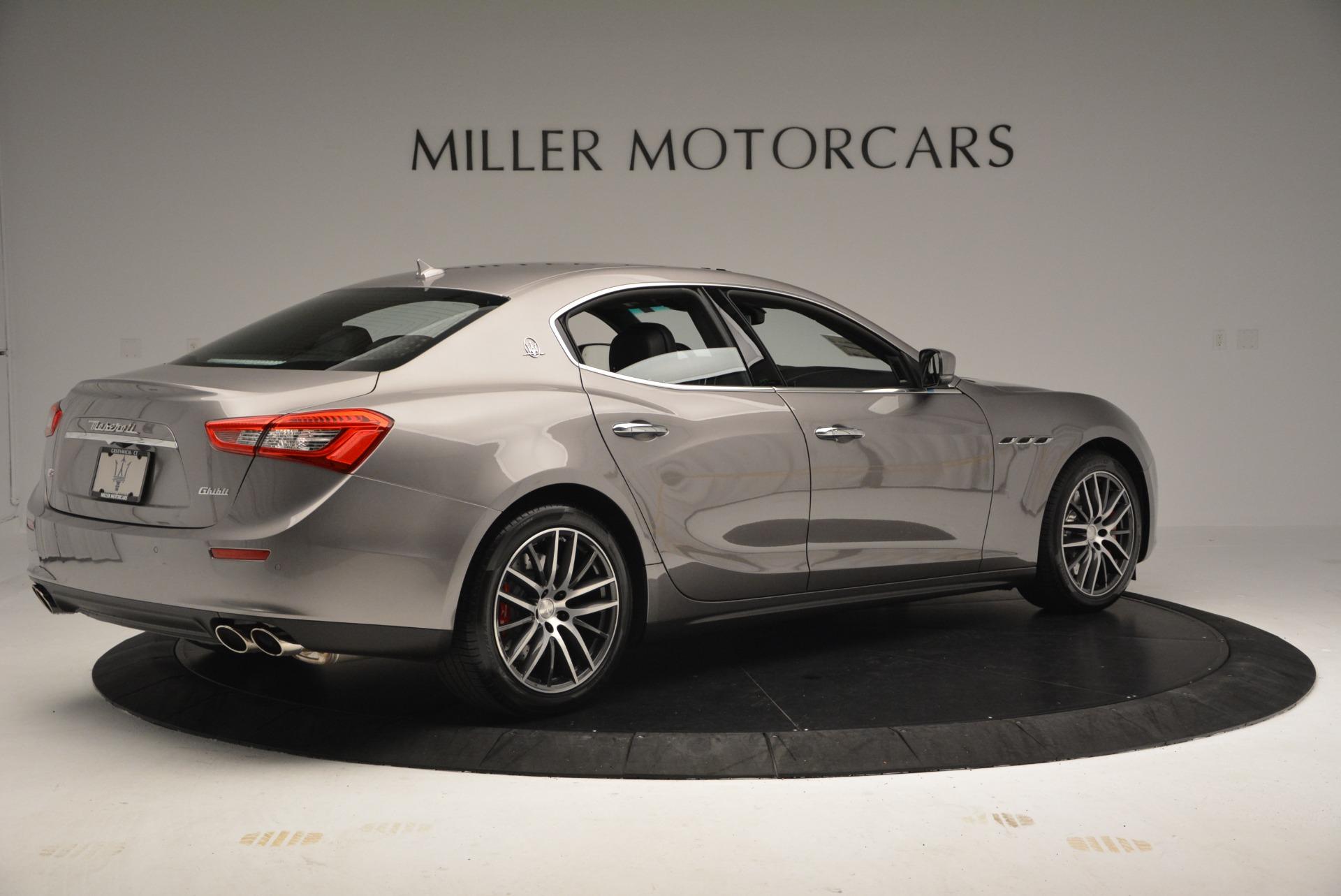 New 2017 Maserati Ghibli S Q4 For Sale In Greenwich, CT. Alfa Romeo of Greenwich, M1784 920_p8