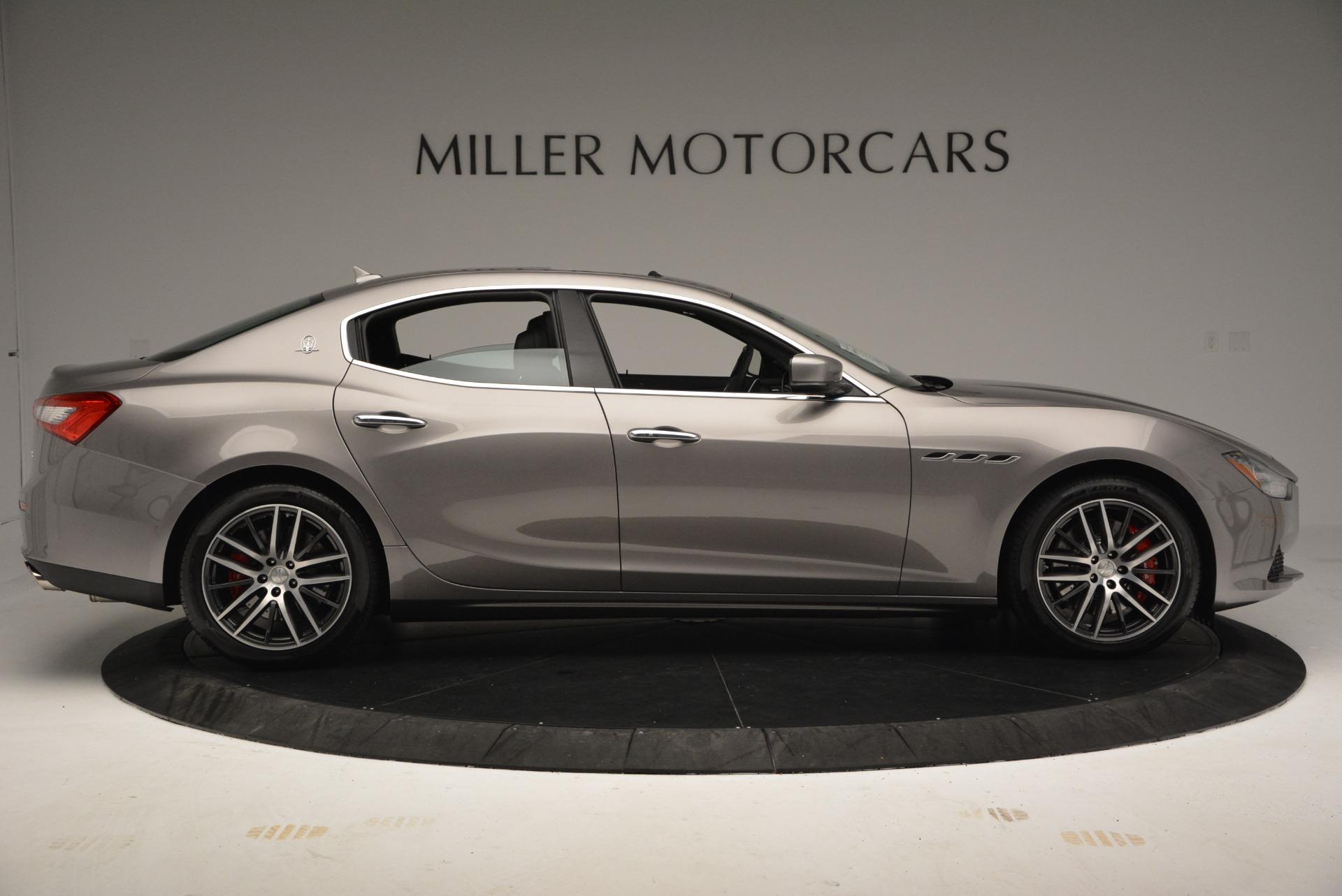 New 2017 Maserati Ghibli S Q4 For Sale In Greenwich, CT. Alfa Romeo of Greenwich, M1784 920_p9