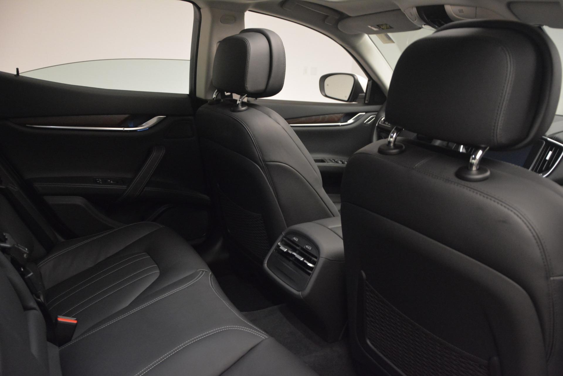 New 2017 Maserati Ghibli S Q4 For Sale In Greenwich, CT. Alfa Romeo of Greenwich, M1785 921_p27