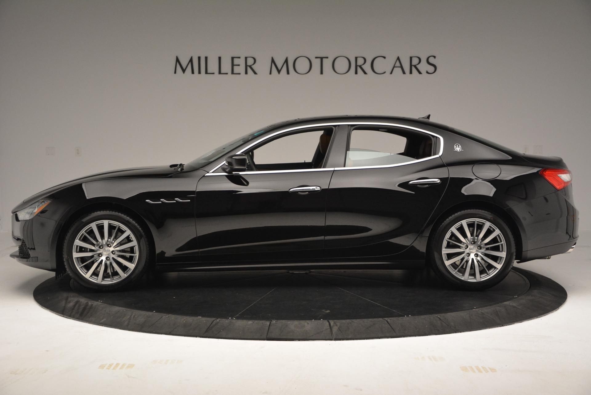 New 2017 Maserati Ghibli S Q4 For Sale In Greenwich, CT. Alfa Romeo of Greenwich, M1785 921_p3