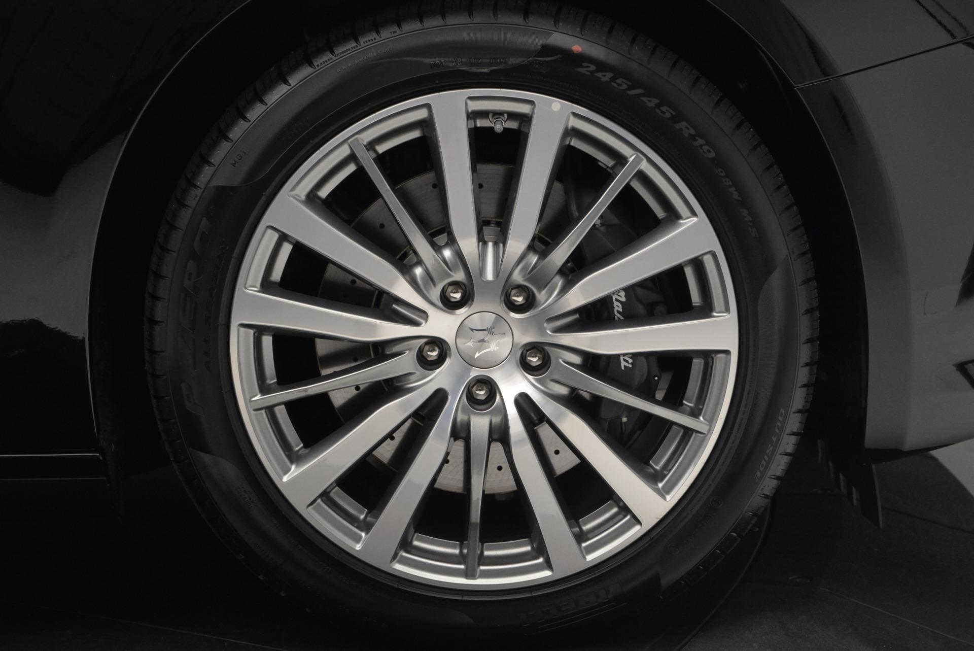 New 2017 Maserati Ghibli S Q4 For Sale In Greenwich, CT. Alfa Romeo of Greenwich, W447 922_p13