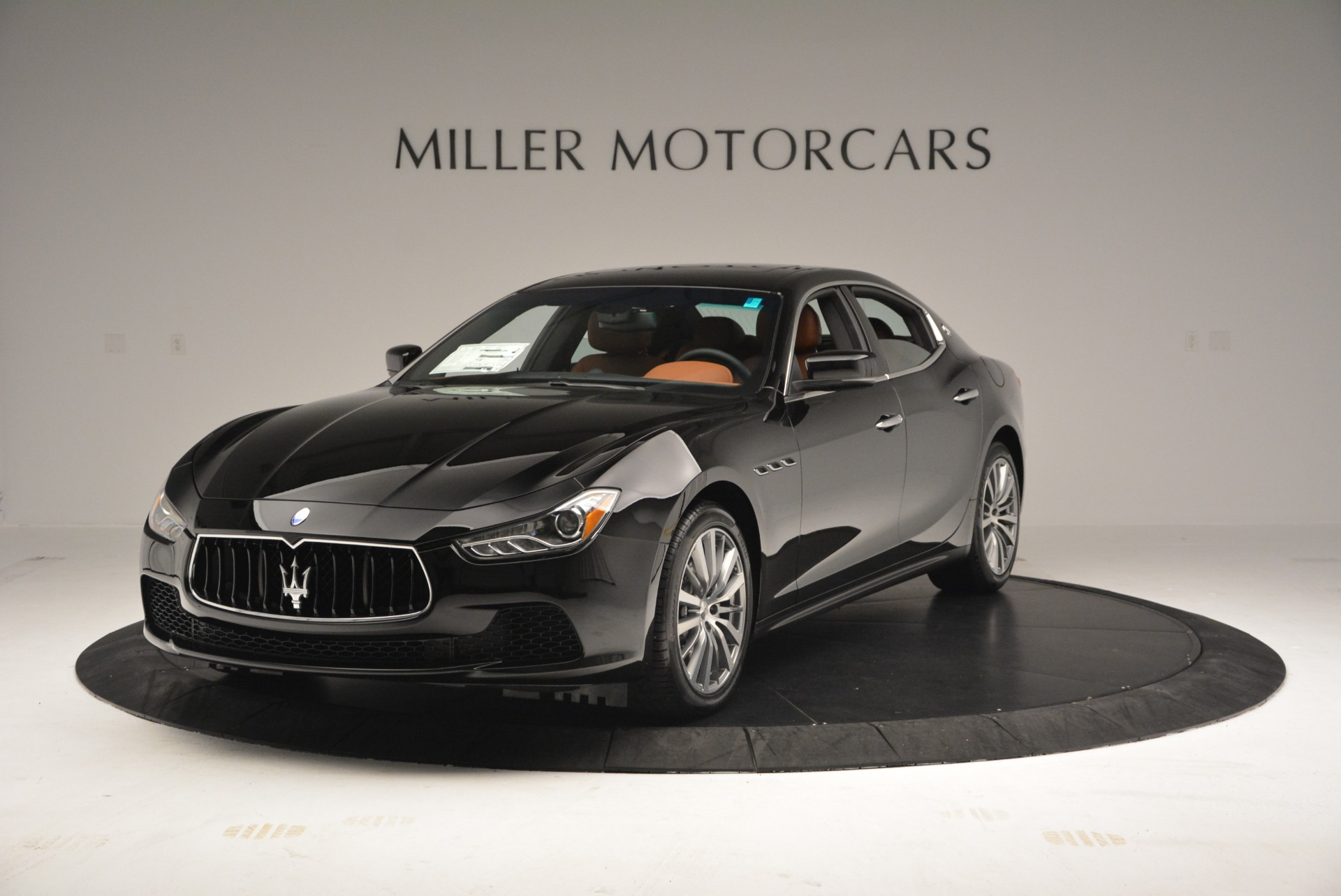 New 2017 Maserati Ghibli S Q4 For Sale In Greenwich, CT. Alfa Romeo of Greenwich, W407 923_main