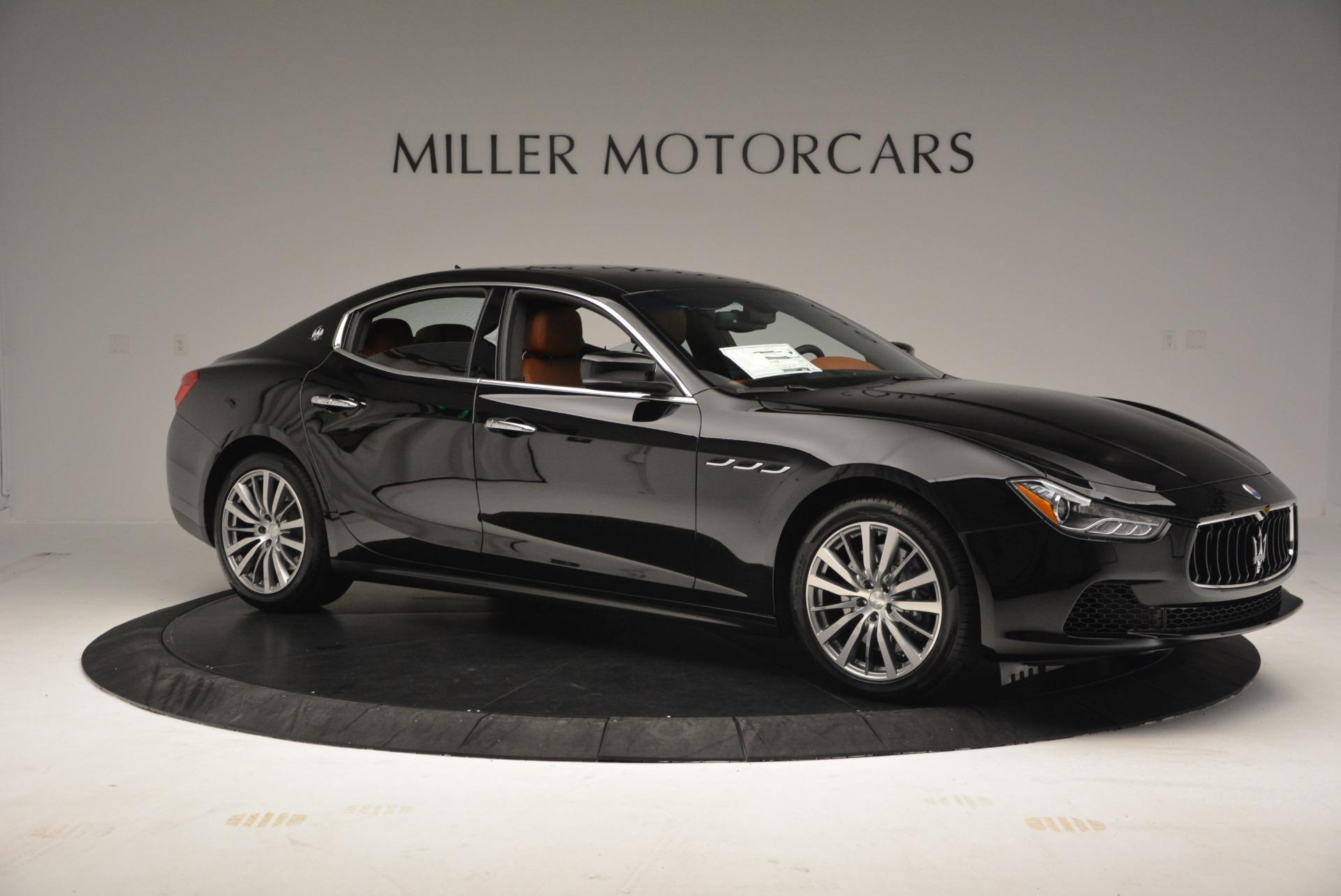 New 2017 Maserati Ghibli S Q4 For Sale In Greenwich, CT. Alfa Romeo of Greenwich, W407 923_p10