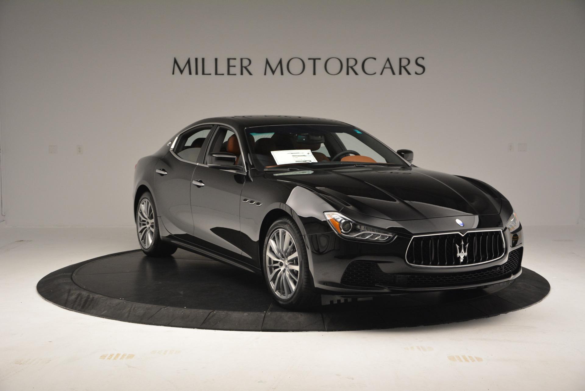 New 2017 Maserati Ghibli S Q4 For Sale In Greenwich, CT. Alfa Romeo of Greenwich, W407 923_p11