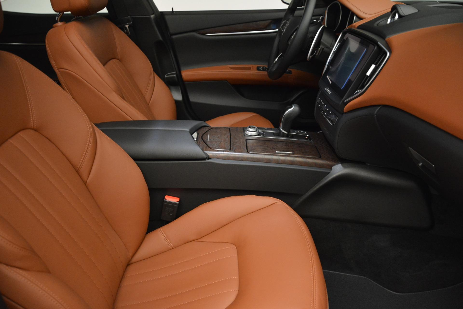 New 2017 Maserati Ghibli S Q4 For Sale In Greenwich, CT. Alfa Romeo of Greenwich, W407 923_p22