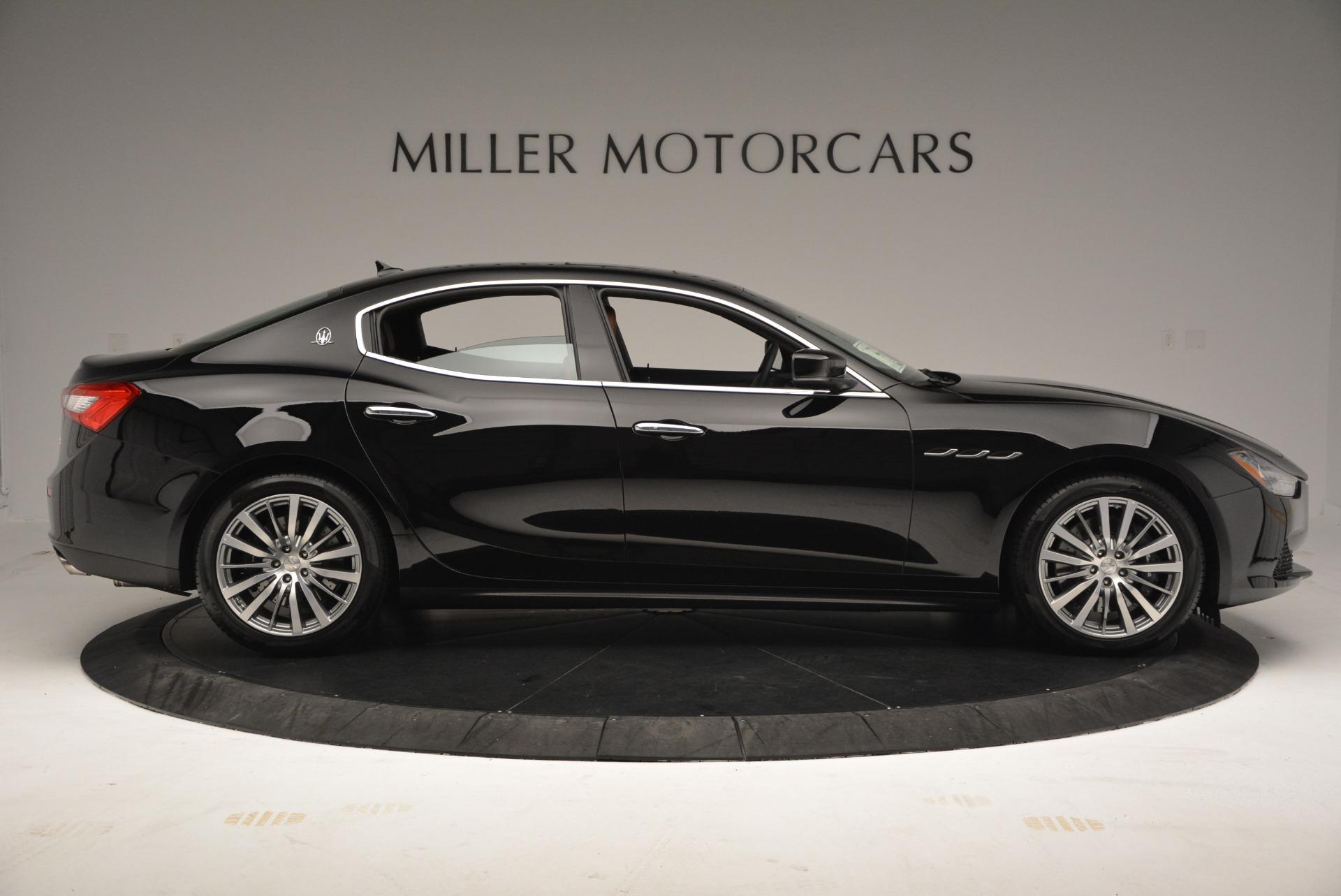 New 2017 Maserati Ghibli S Q4 For Sale In Greenwich, CT. Alfa Romeo of Greenwich, W407 923_p9