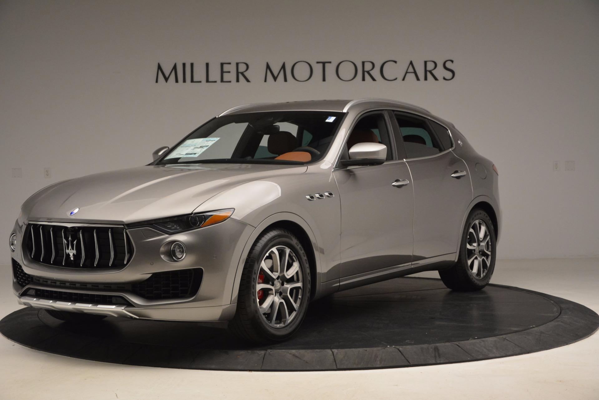 New 2017 Maserati Levante  For Sale In Greenwich, CT. Alfa Romeo of Greenwich, W408 924_main