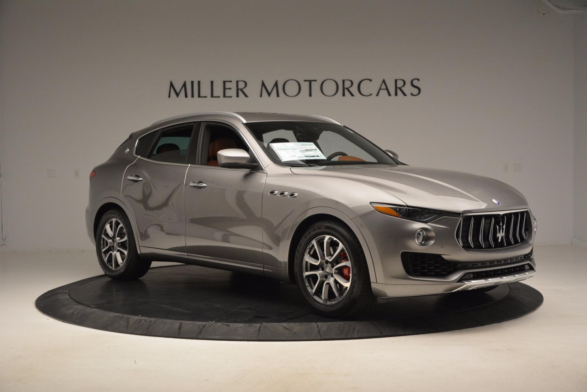 New 2017 Maserati Levante  For Sale In Greenwich, CT. Alfa Romeo of Greenwich, W408 924_p11