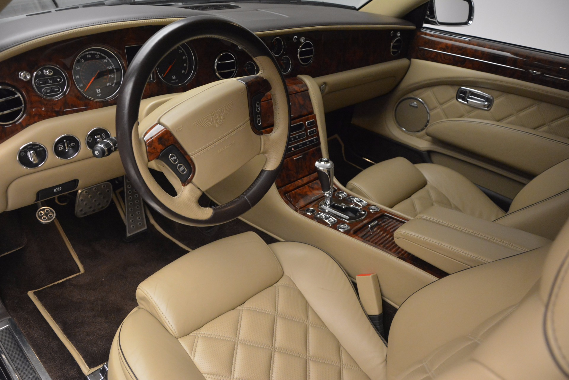Used 2009 Bentley Brooklands  For Sale In Greenwich, CT. Alfa Romeo of Greenwich, 7145 925_p23