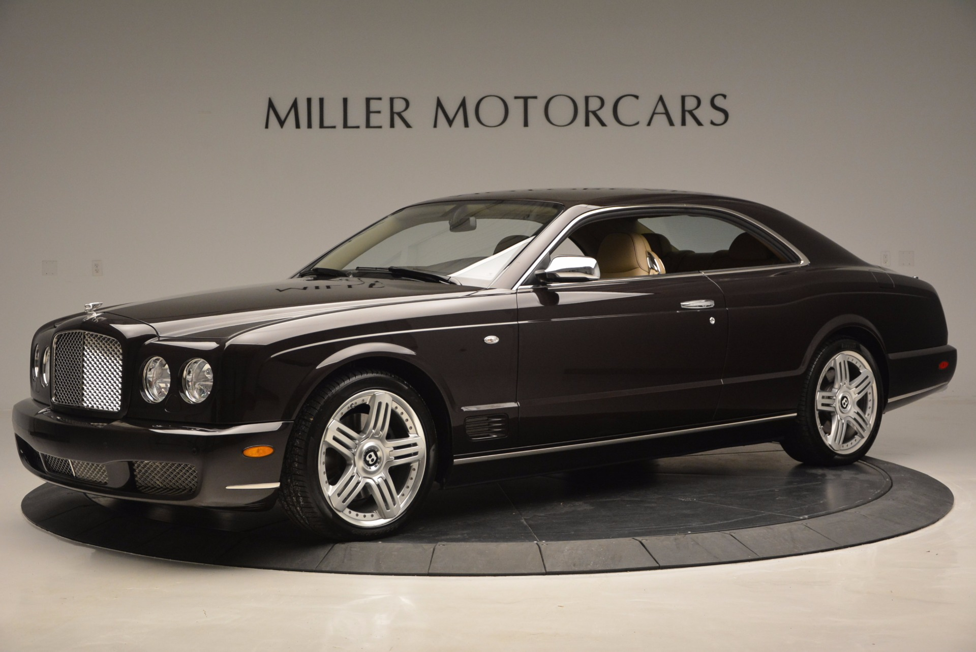 Used 2009 Bentley Brooklands  For Sale In Greenwich, CT. Alfa Romeo of Greenwich, 7145 925_p2