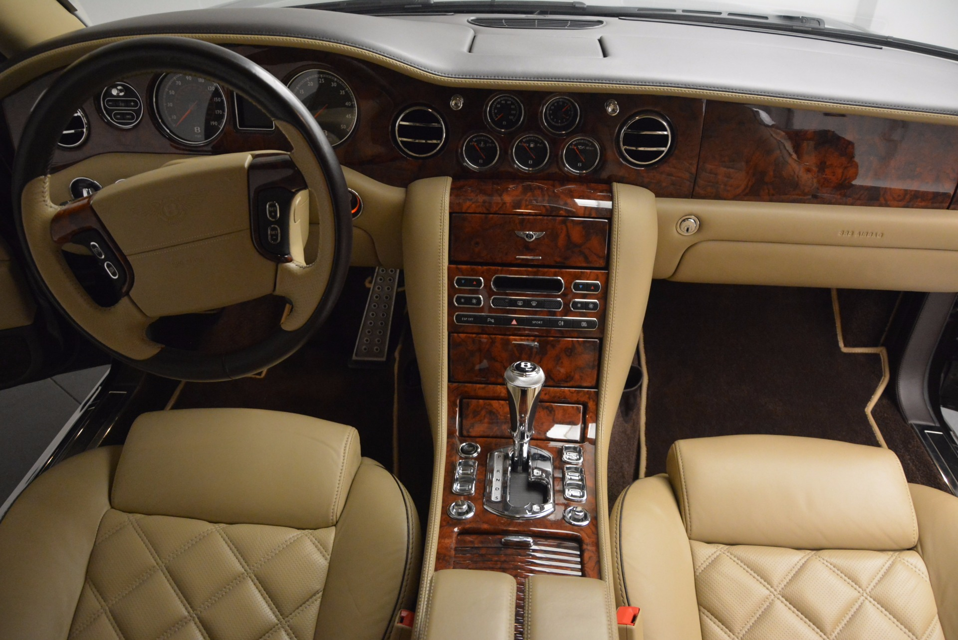 Used 2009 Bentley Brooklands  For Sale In Greenwich, CT. Alfa Romeo of Greenwich, 7145 925_p38